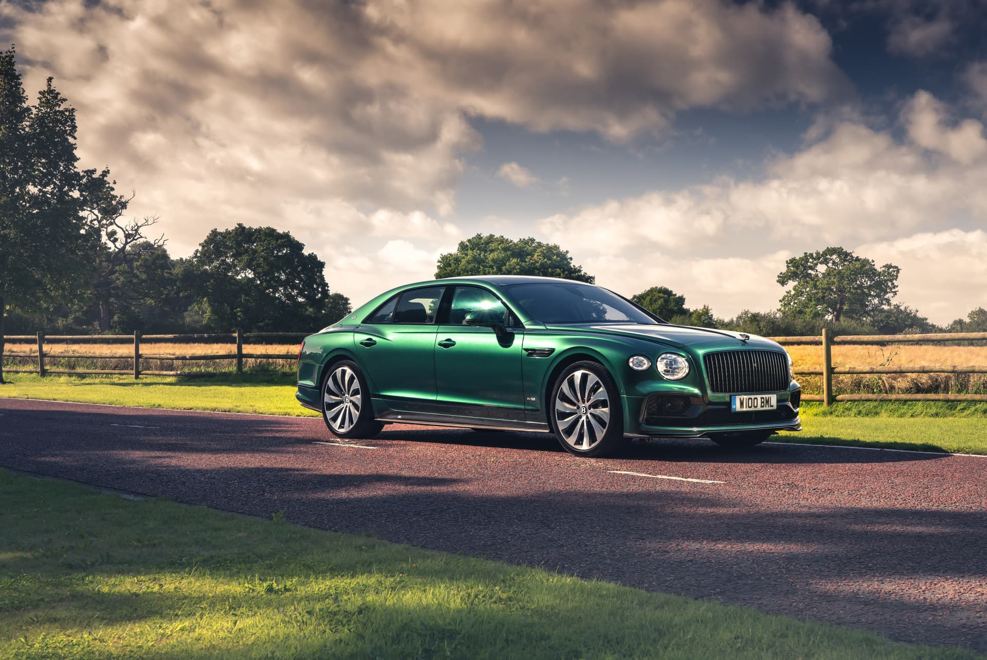 Bentley Flying Spur Styling Specification 07