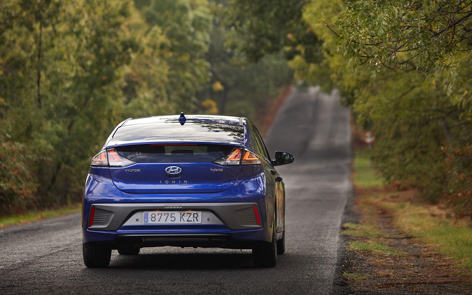 Hyundai Ioniq Hibrido Oferta Agosto 2020 02