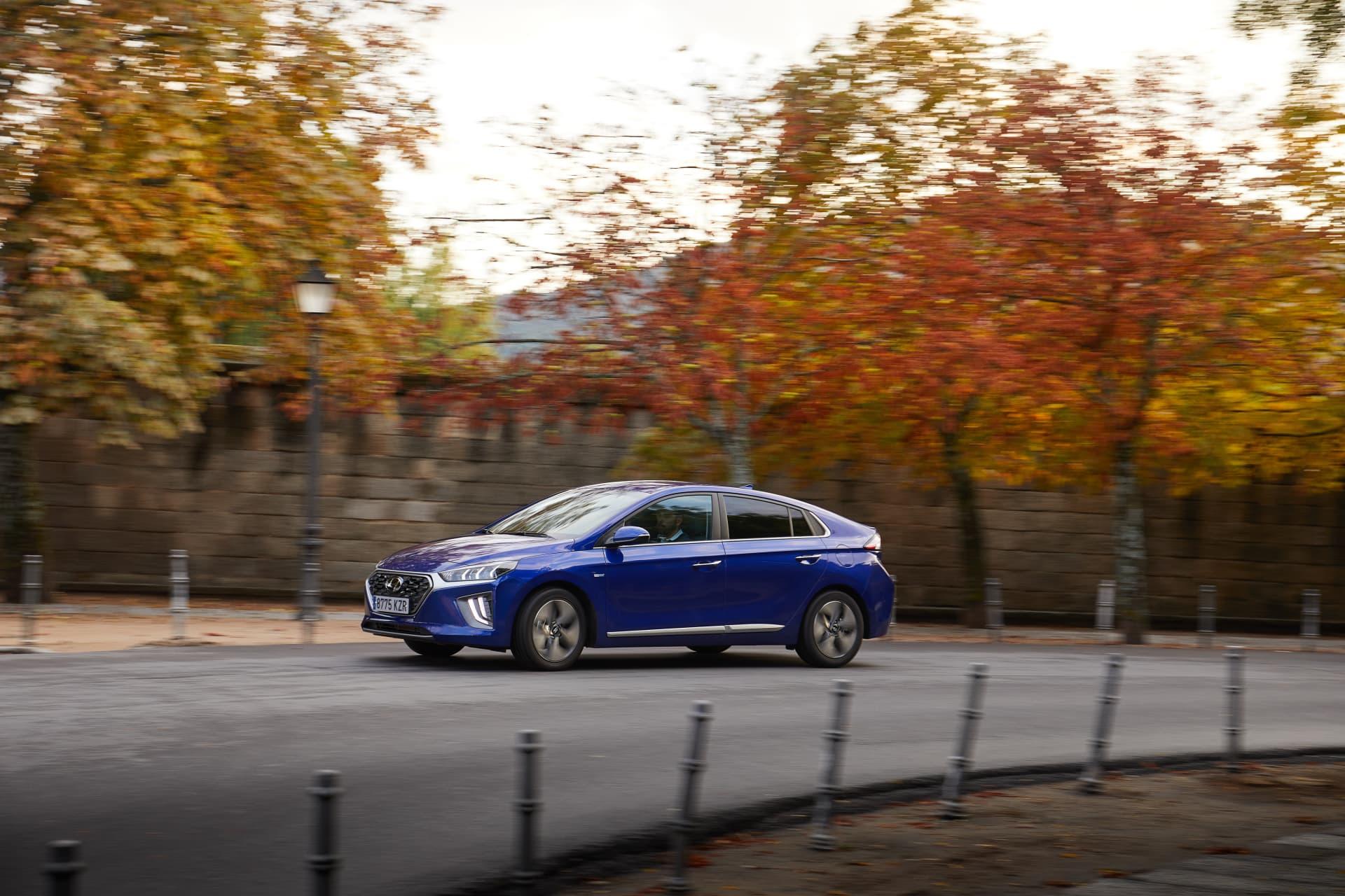 Hyundai Ioniq Hibrido Oferta Agosto 2020 05