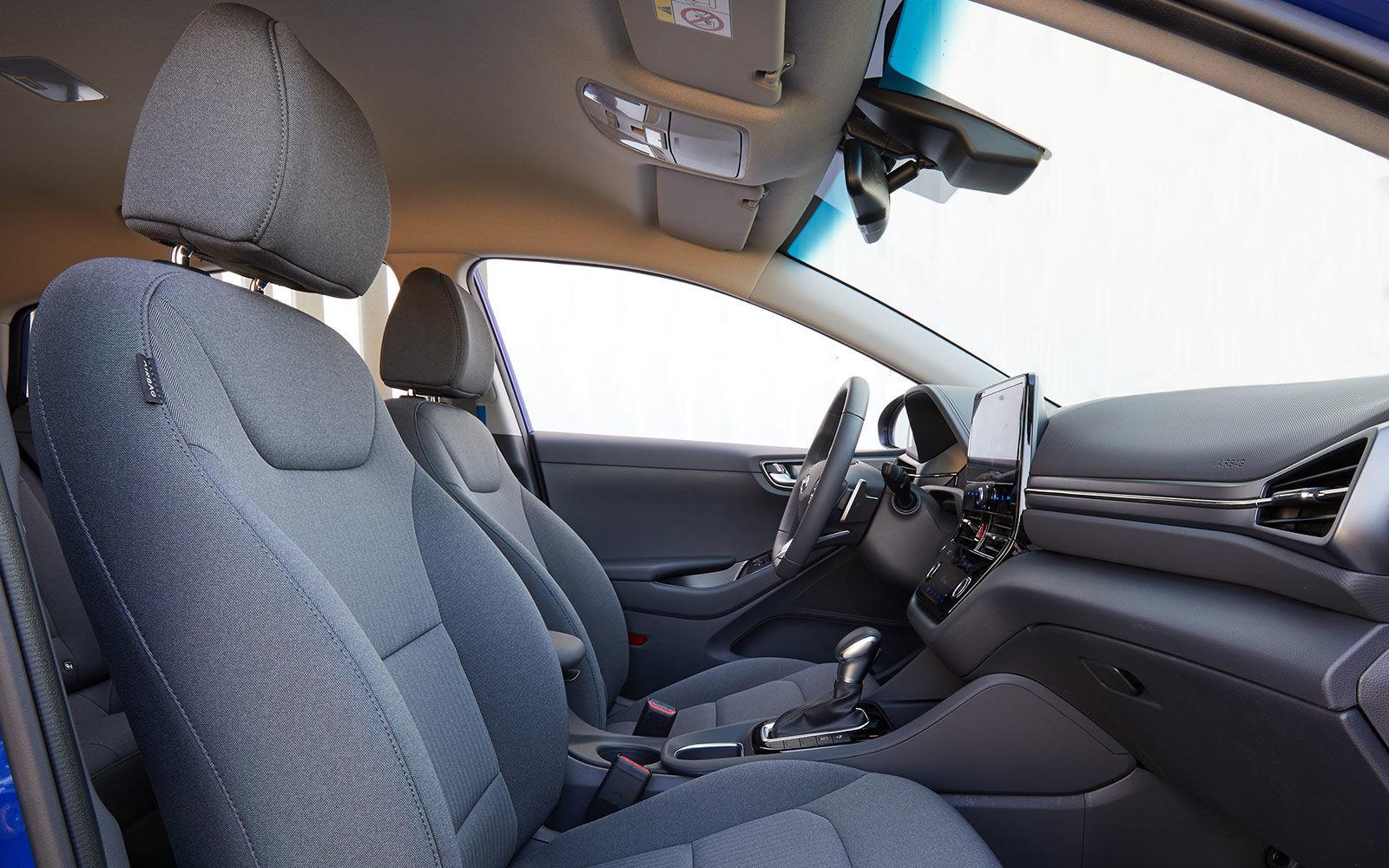 Hyundai Ioniq Hibrido Oferta Agosto 2020 12