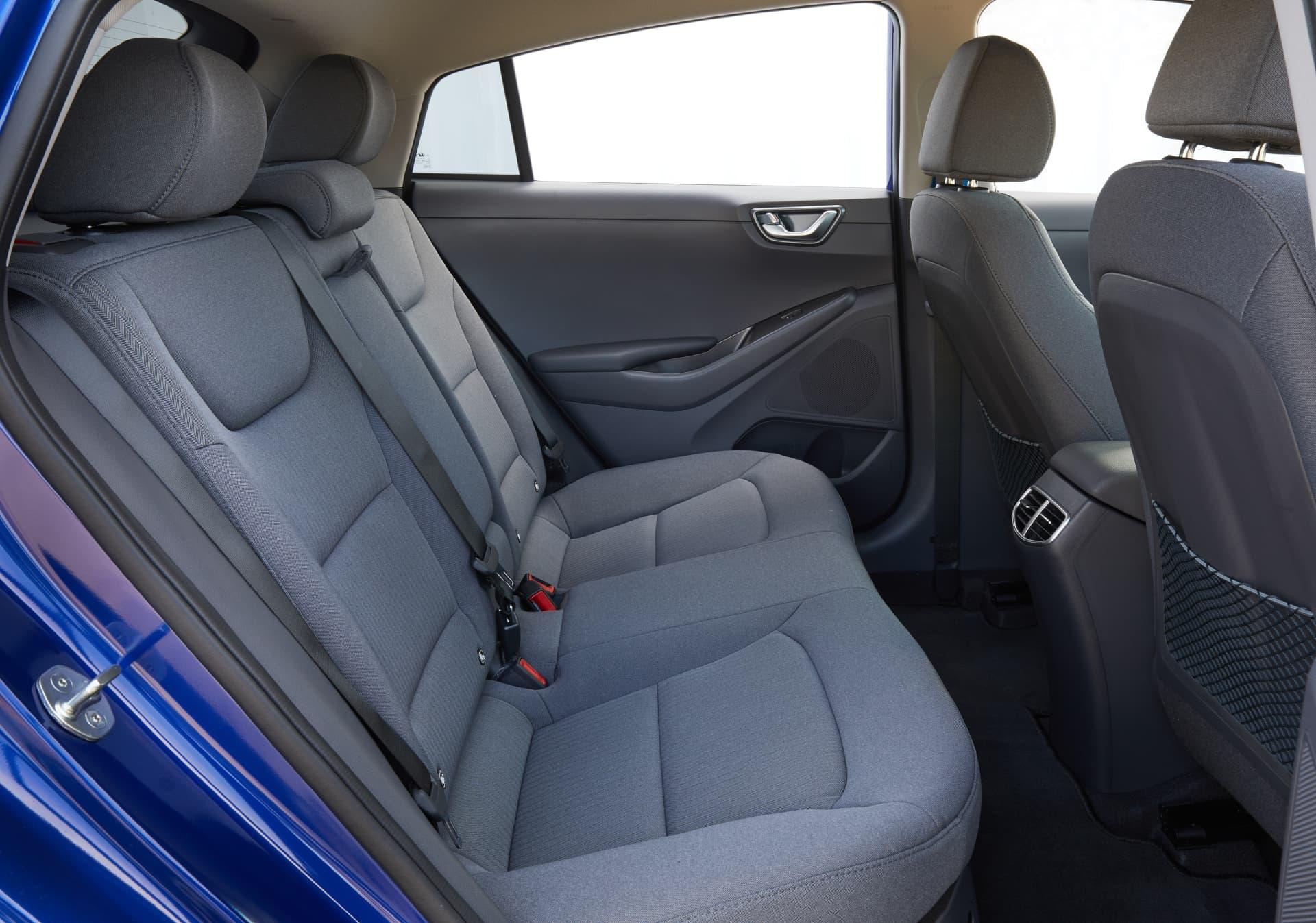 Hyundai Ioniq Hibrido Oferta Agosto 2020 13