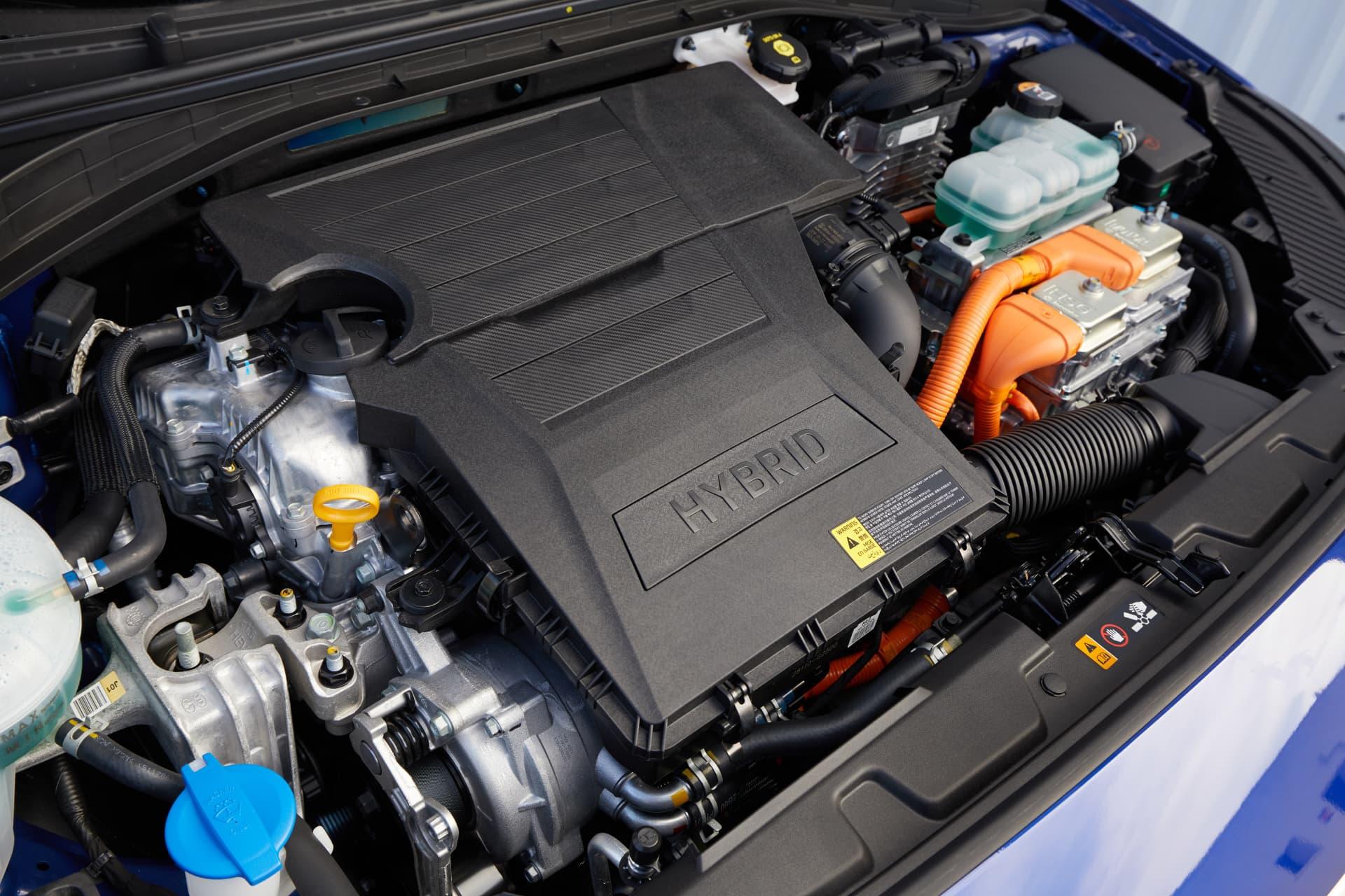 Hyundai Ioniq Hibrido Oferta Agosto 2020 14