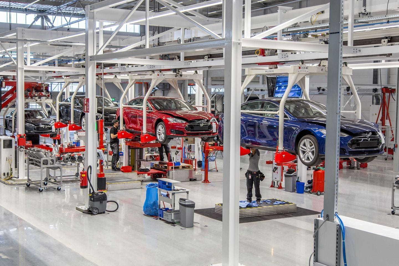 Intento Ciberataque Tesla Confirmado Fabrica Interior