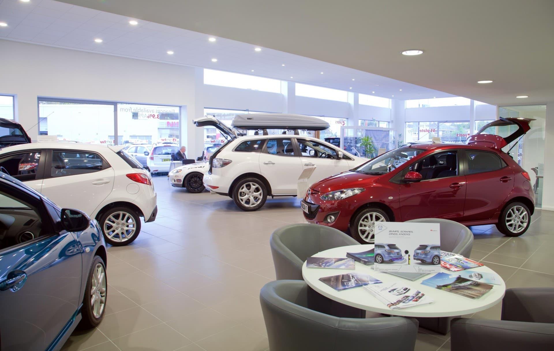 Julio 2020 Matriculaciones Concesionario Mazda