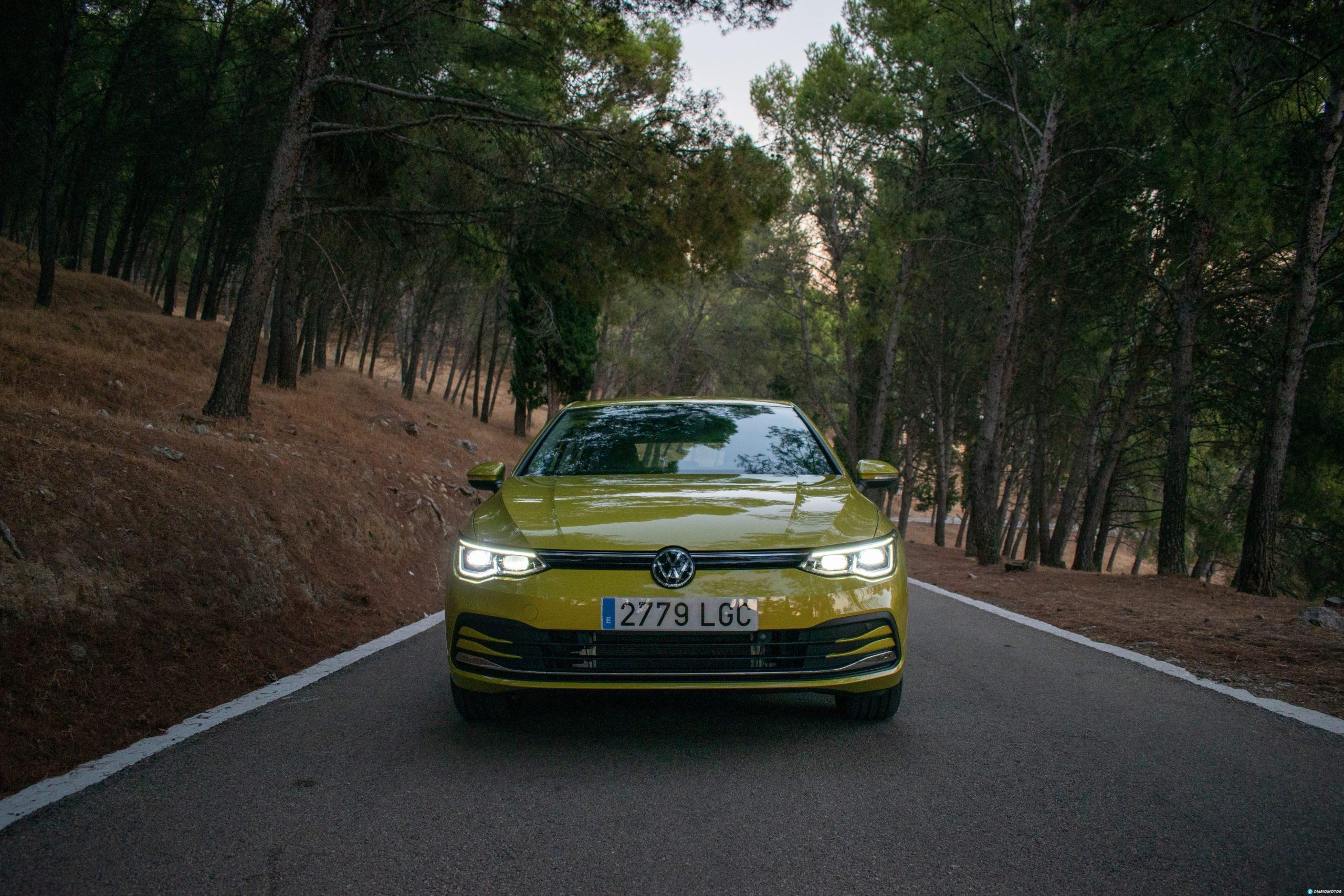 Prueba Volkswagen Golf 8 Etsi   09