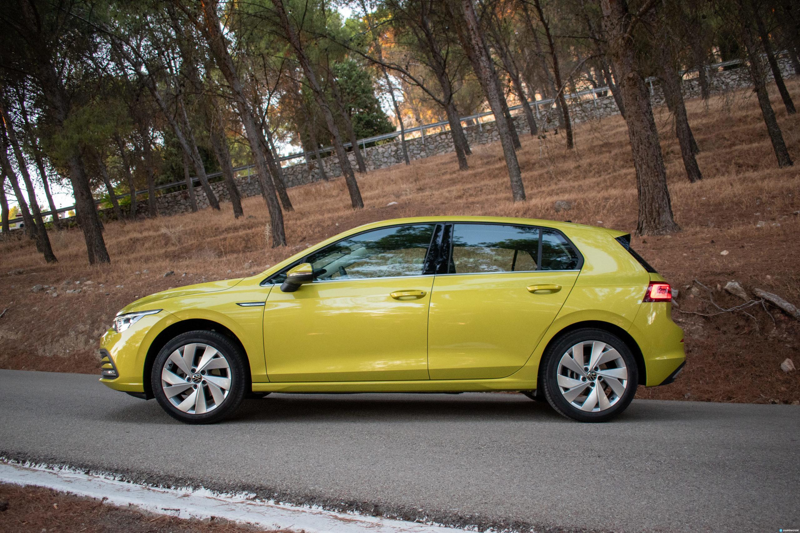 Prueba Volkswagen Golf 8 Etsi   10
