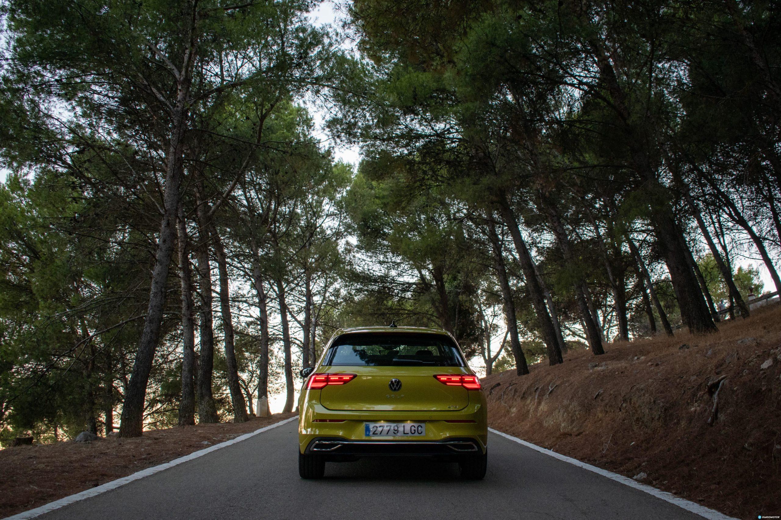 Prueba Volkswagen Golf 8 Etsi   13