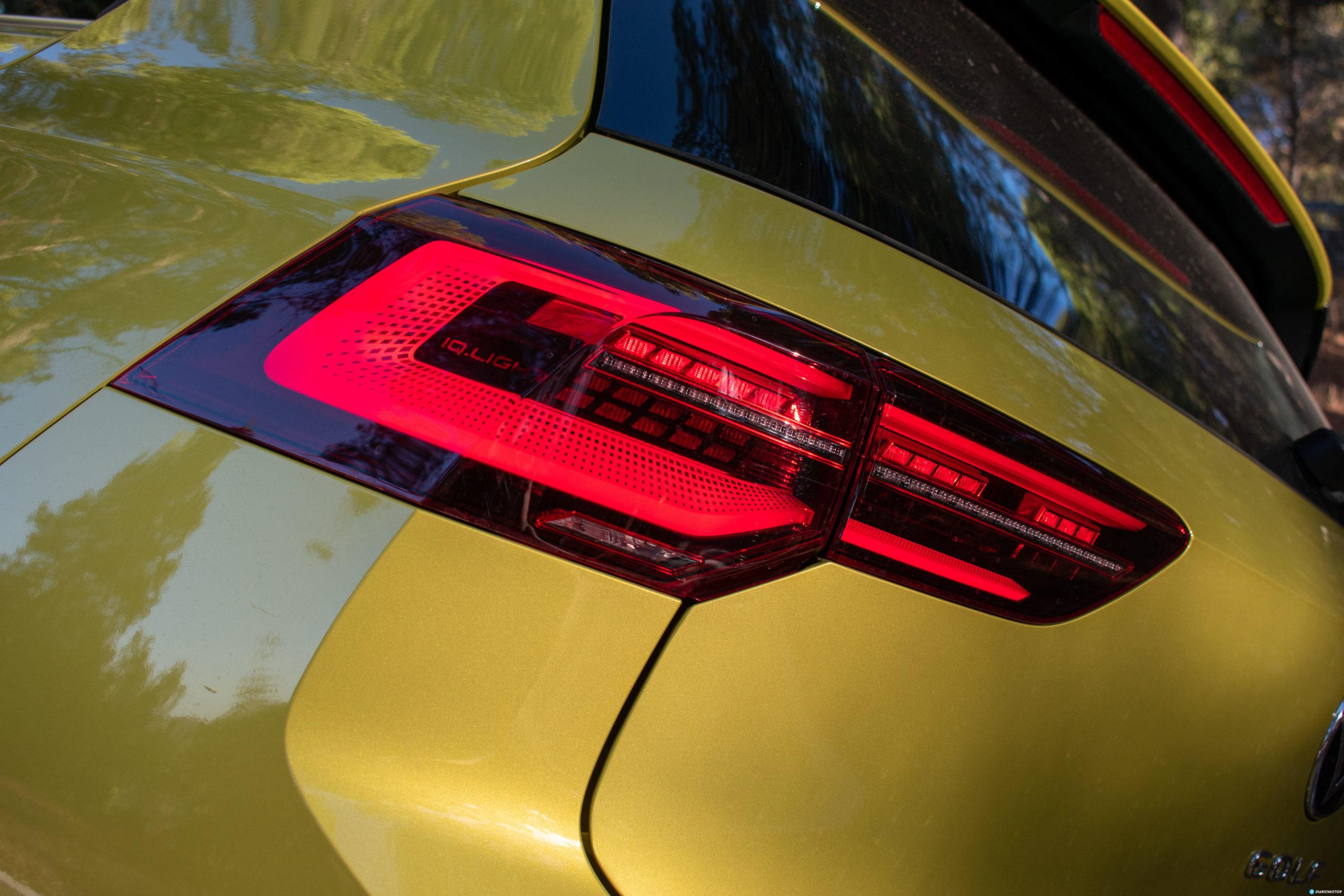 Prueba Volkswagen Golf 8 Etsi   15