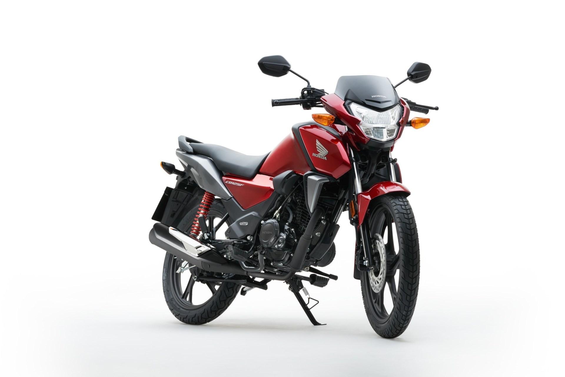 21ym Honda Cb125f