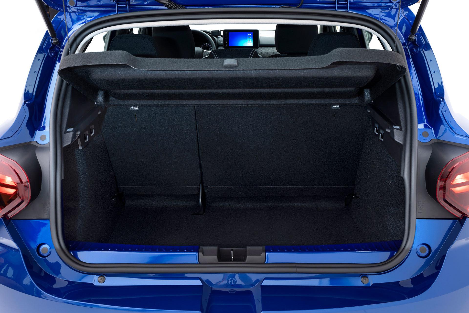 Dacia Sandero 2020 Azul Exterior 04