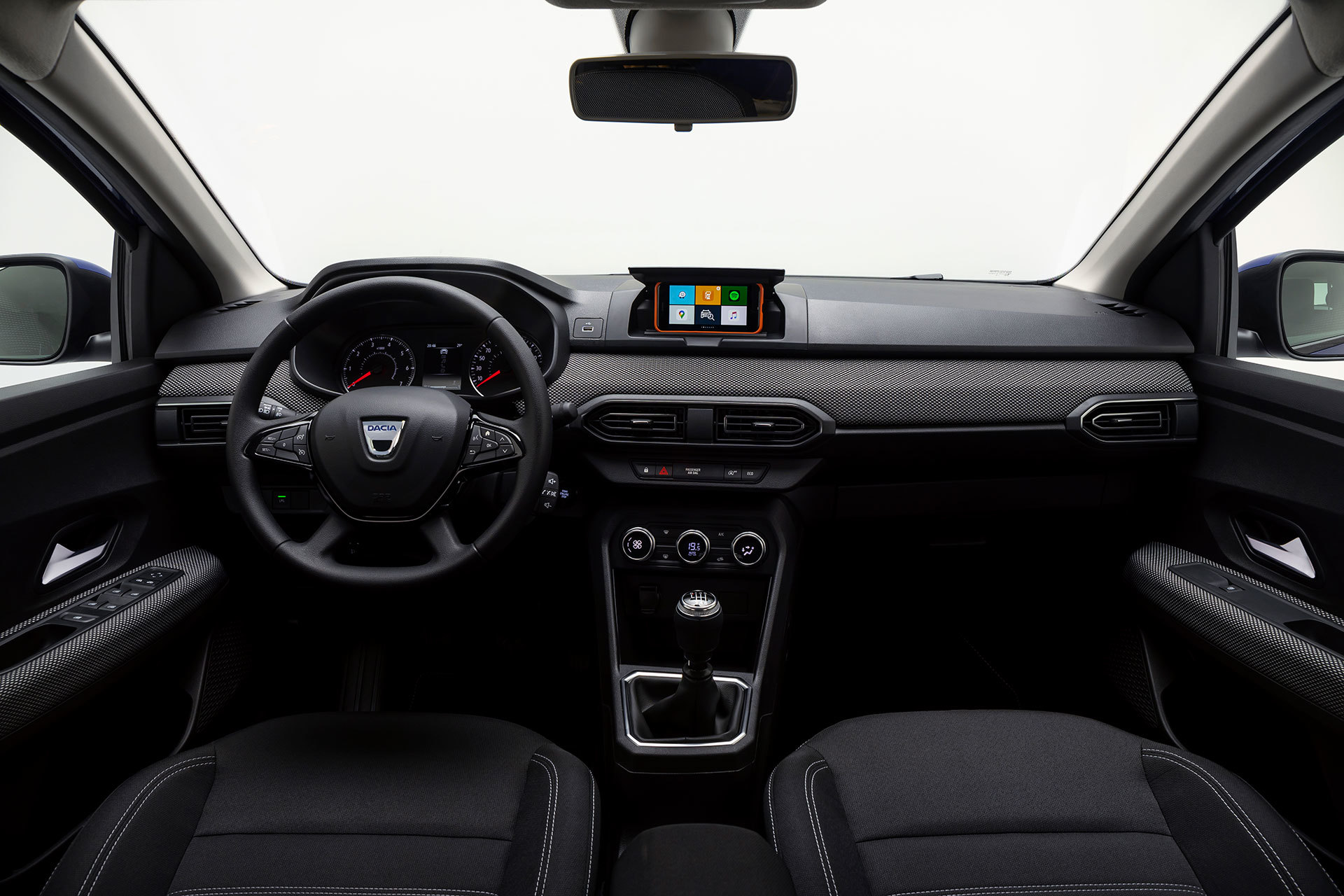 Dacia Sandero 2020 Interior 05