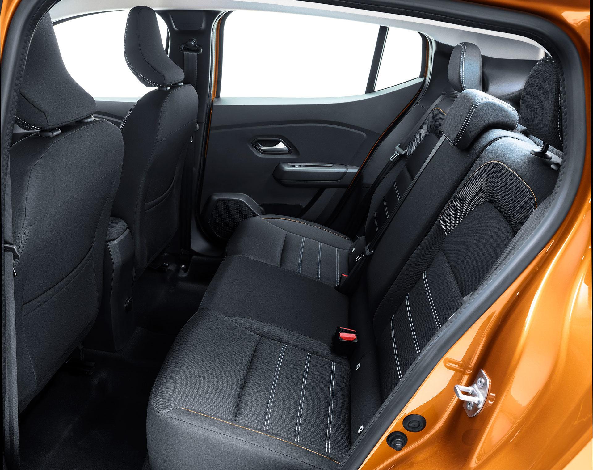 Dacia Sandero Stepway 2020 Interior 01
