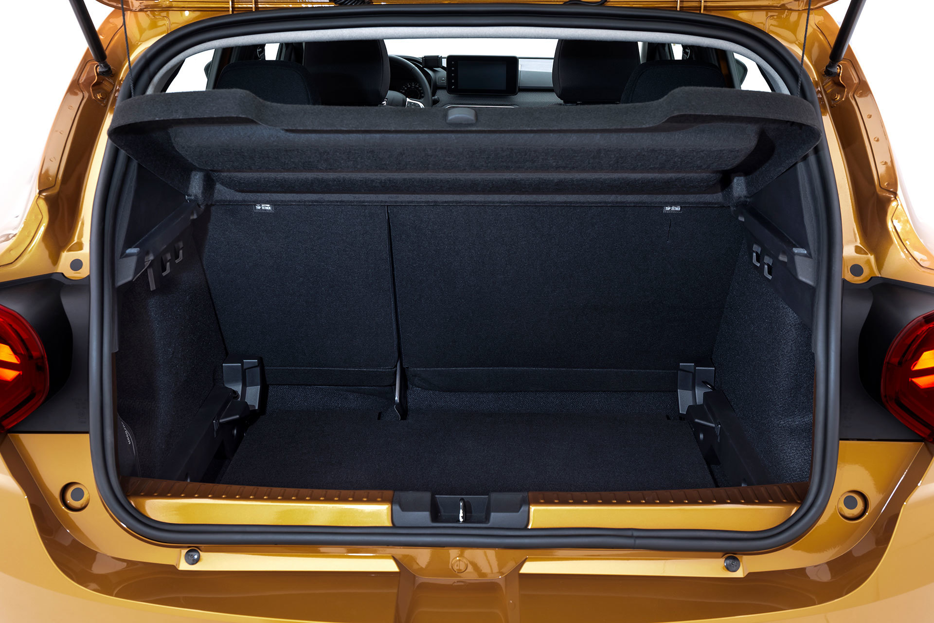 Dacia Sandero Stepway 2020 Naranja 08
