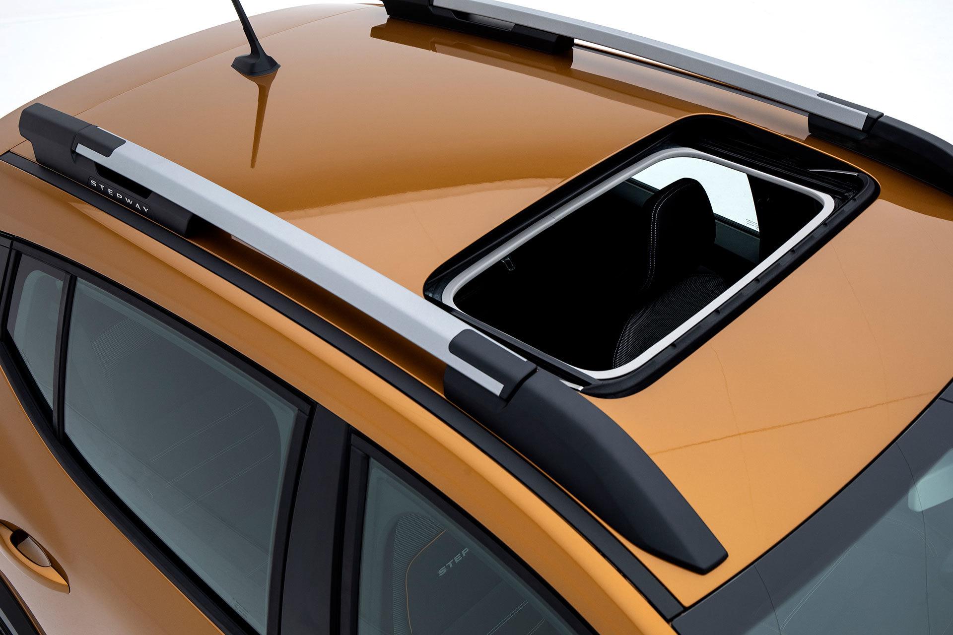 Dacia Sandero Stepway 2020 Naranja 09