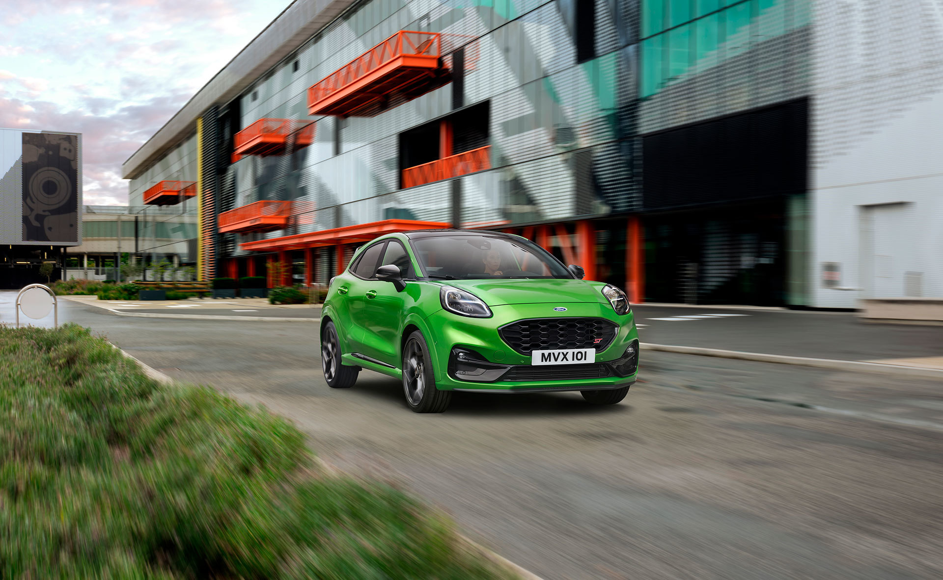 Ford Puma St 2020 Movimiento Verde Mean 03