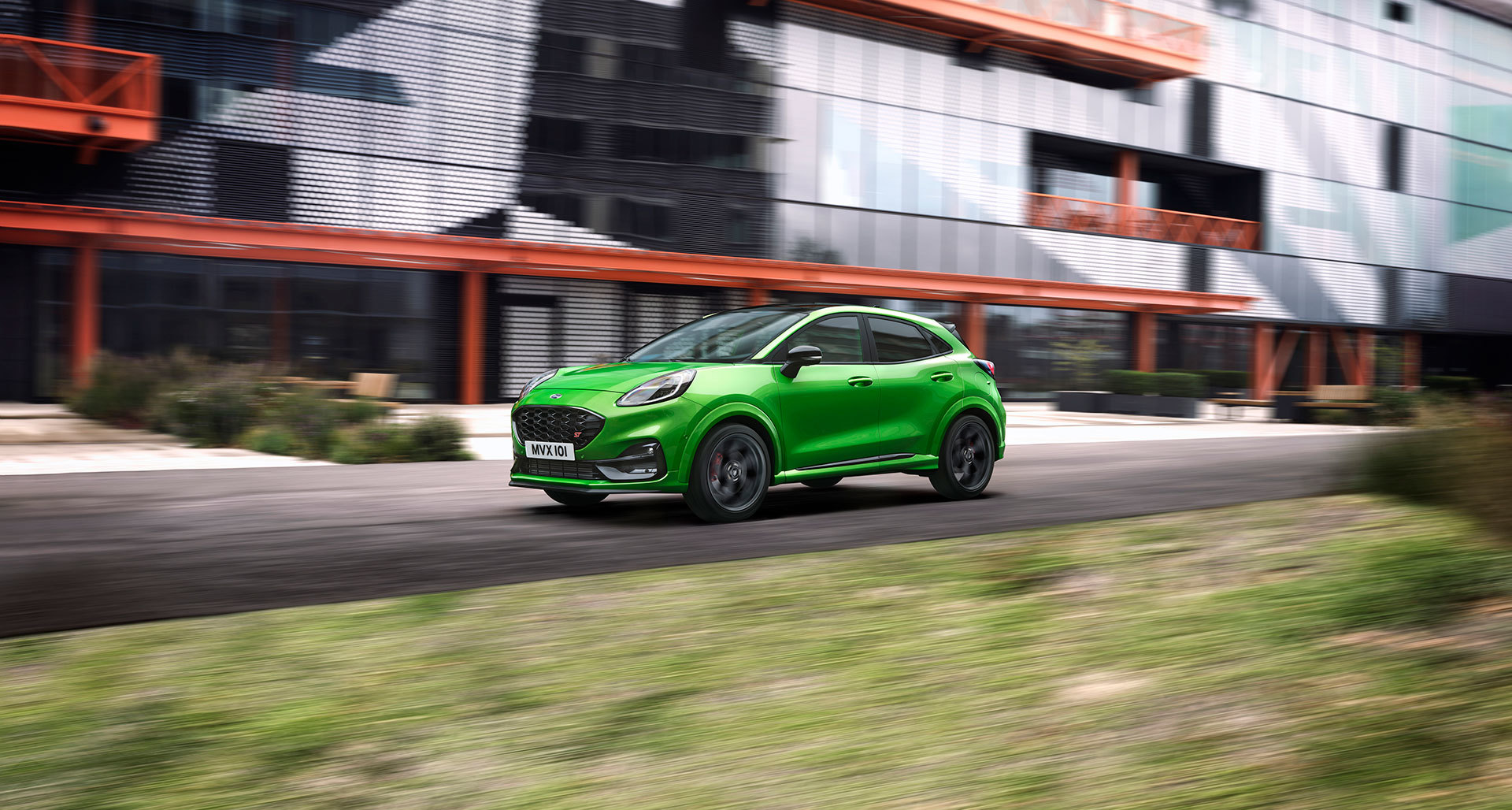 Ford Puma St 2020 Movimiento Verde Mean 04
