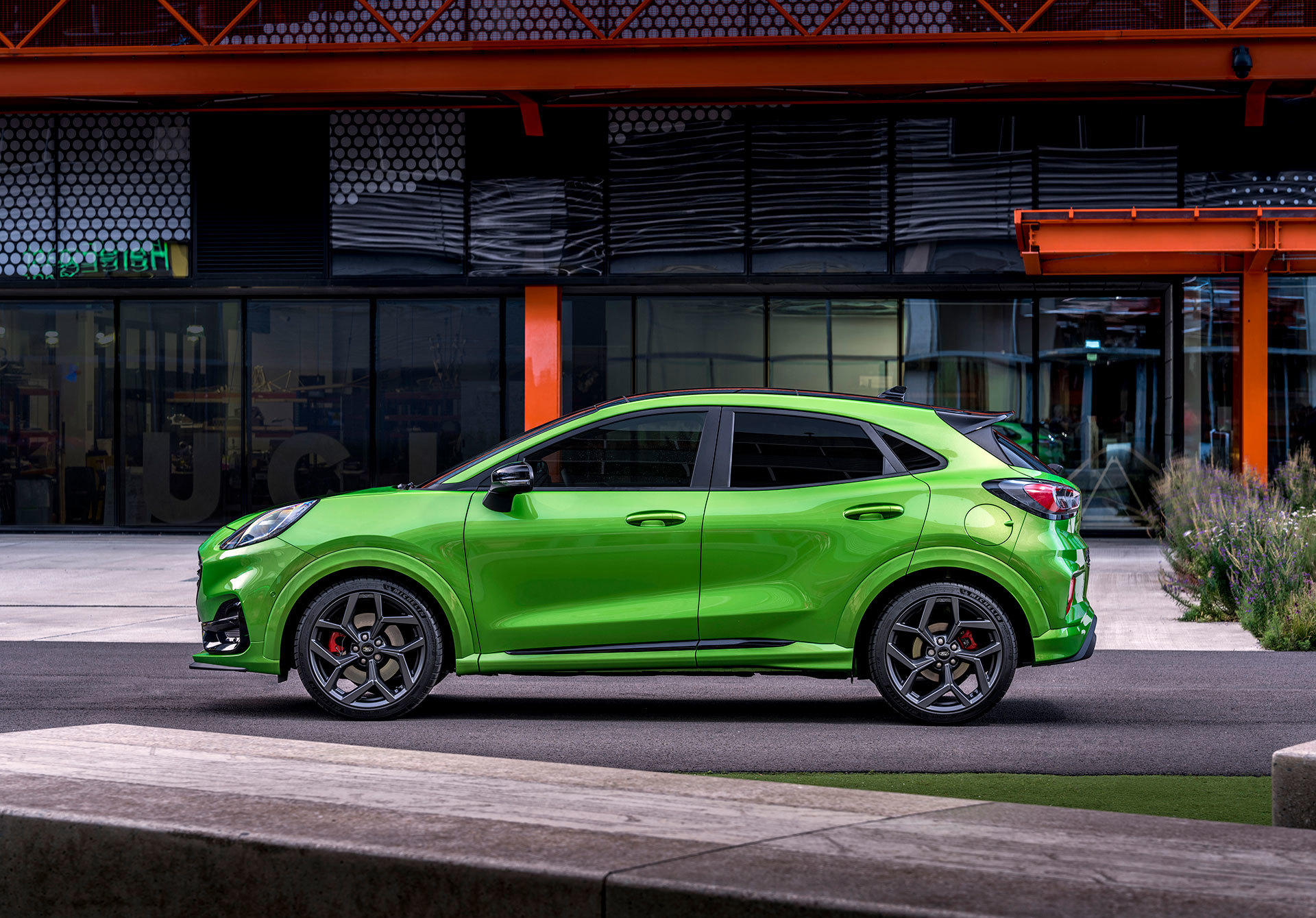 Ford Puma St 2020 Movimiento Verde Mean 06