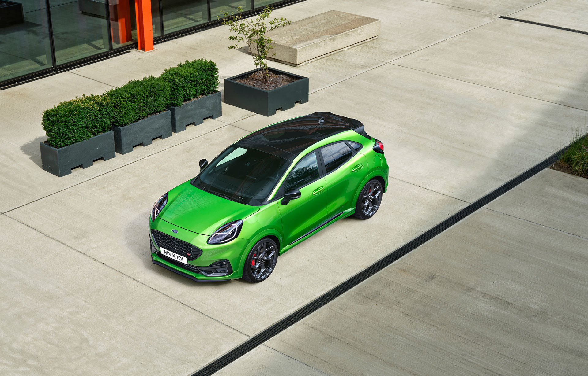 Ford Puma St 2020 Movimiento Verde Mean 08