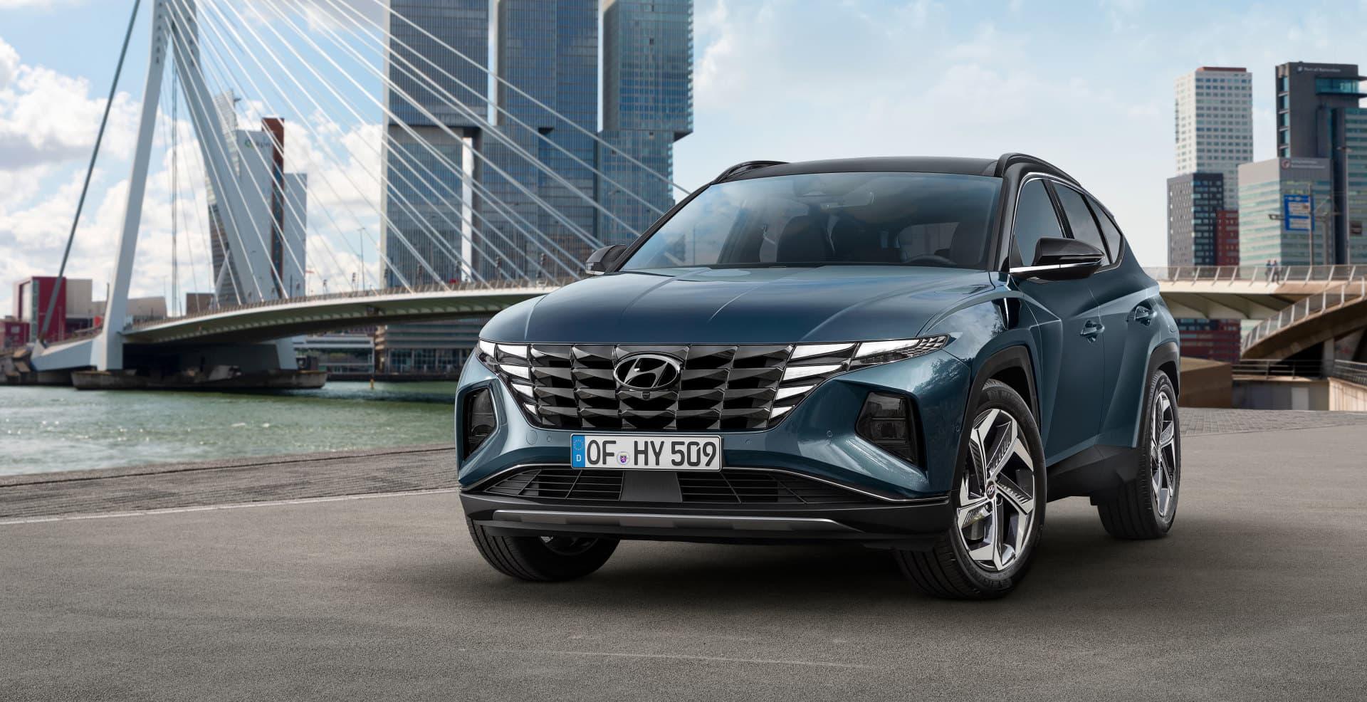 Hyundai Tucson 2021 Exterior 01 Portada