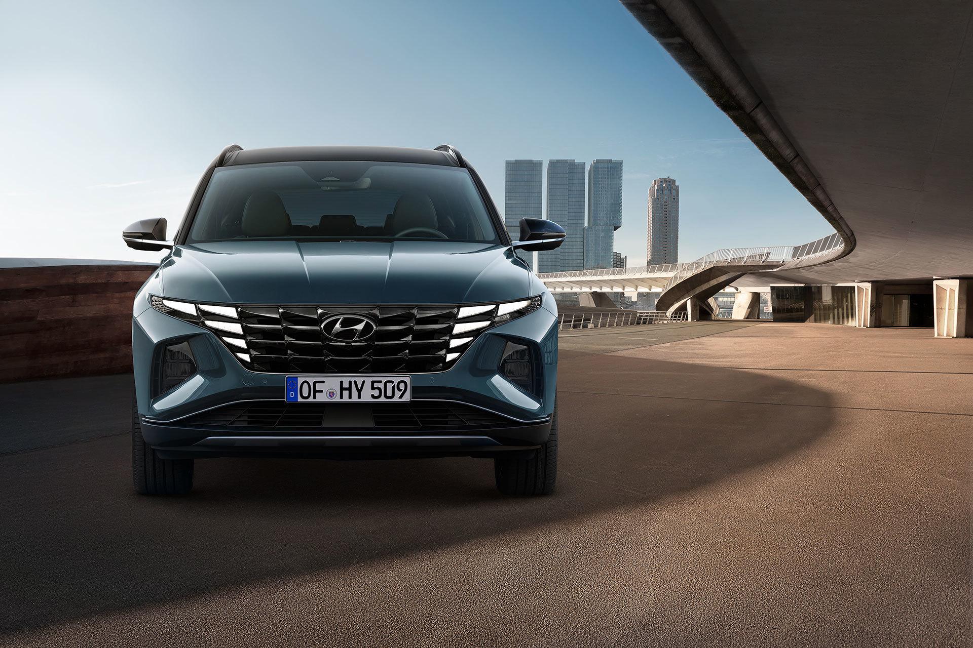 Hyundai Tucson 2021 Exterior 04