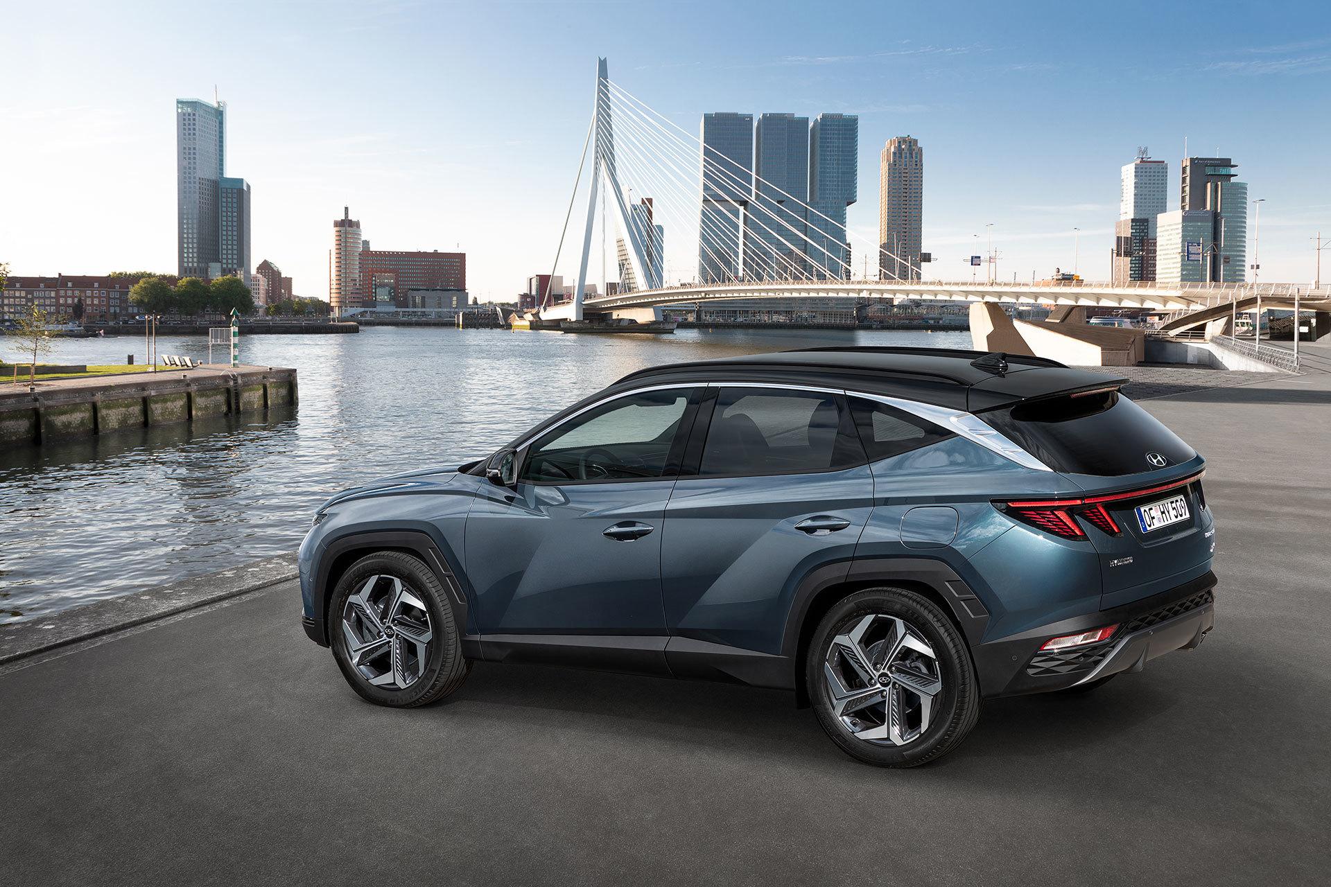 Hyundai Tucson 2021 Exterior 07