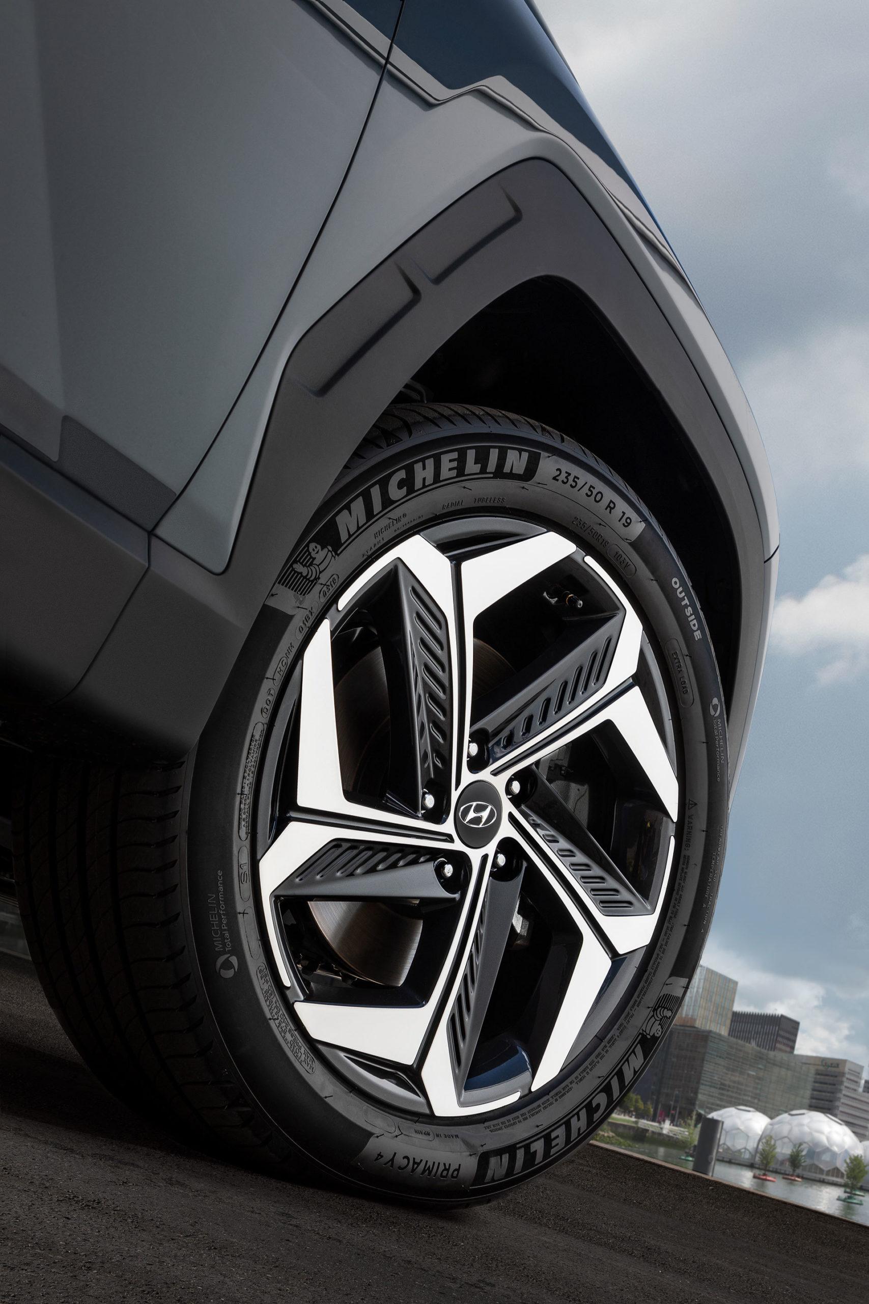 Hyundai Tucson 2021 Exterior 10