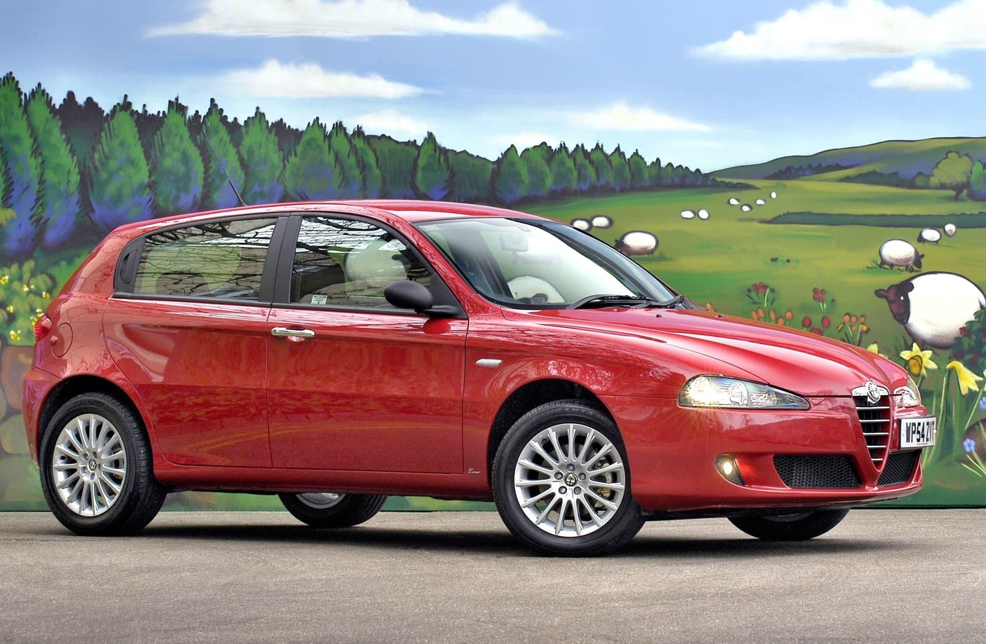 Mejores Coches Segunda Mano Baratos Alfa Romeo 147