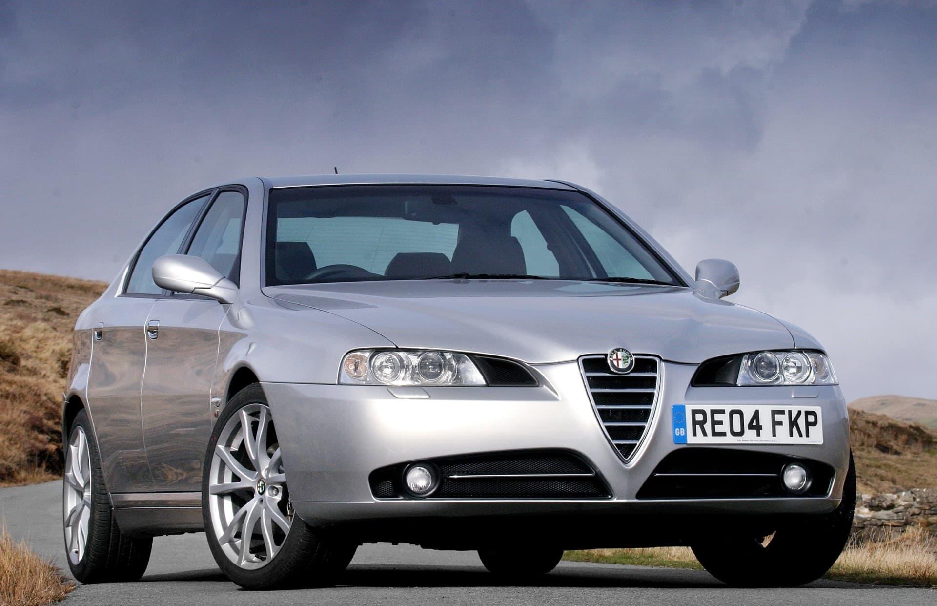 Mejores Coches Segunda Mano Baratos Alfa Romeo 166