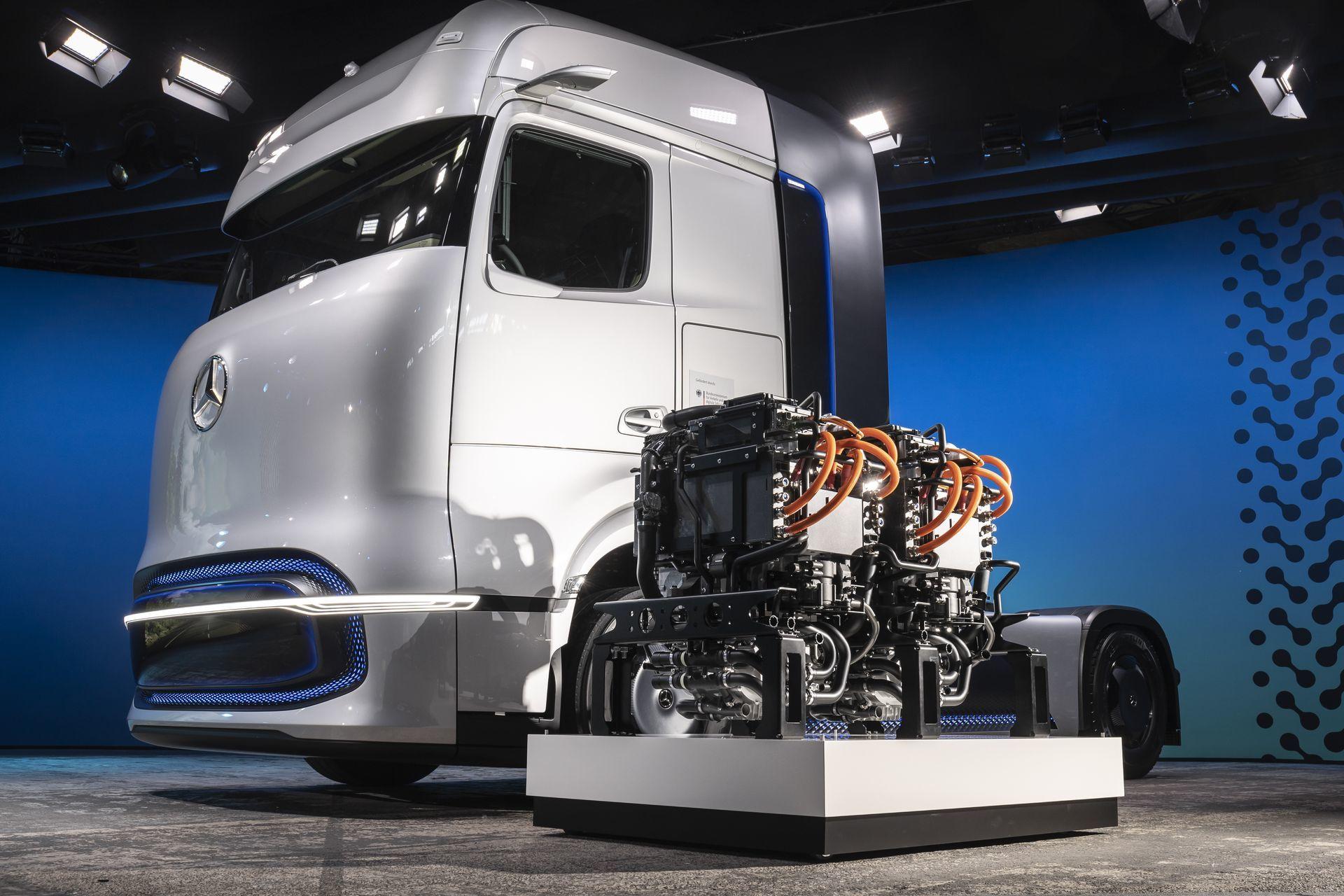 Mit Wasserstoff Zum Co2 Neutralen Transport On Our Way To A Hydrogen Future
