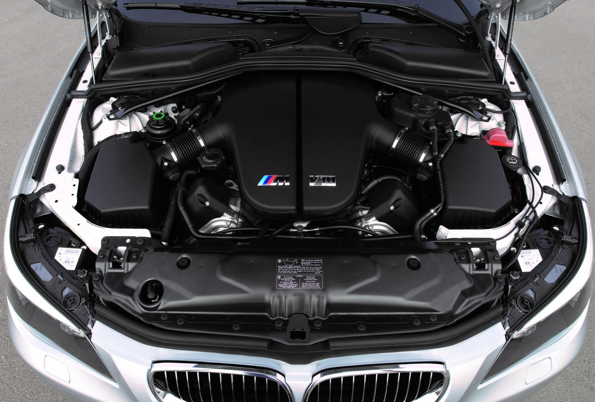Motor S85 V10 Bmw M5 E60 19