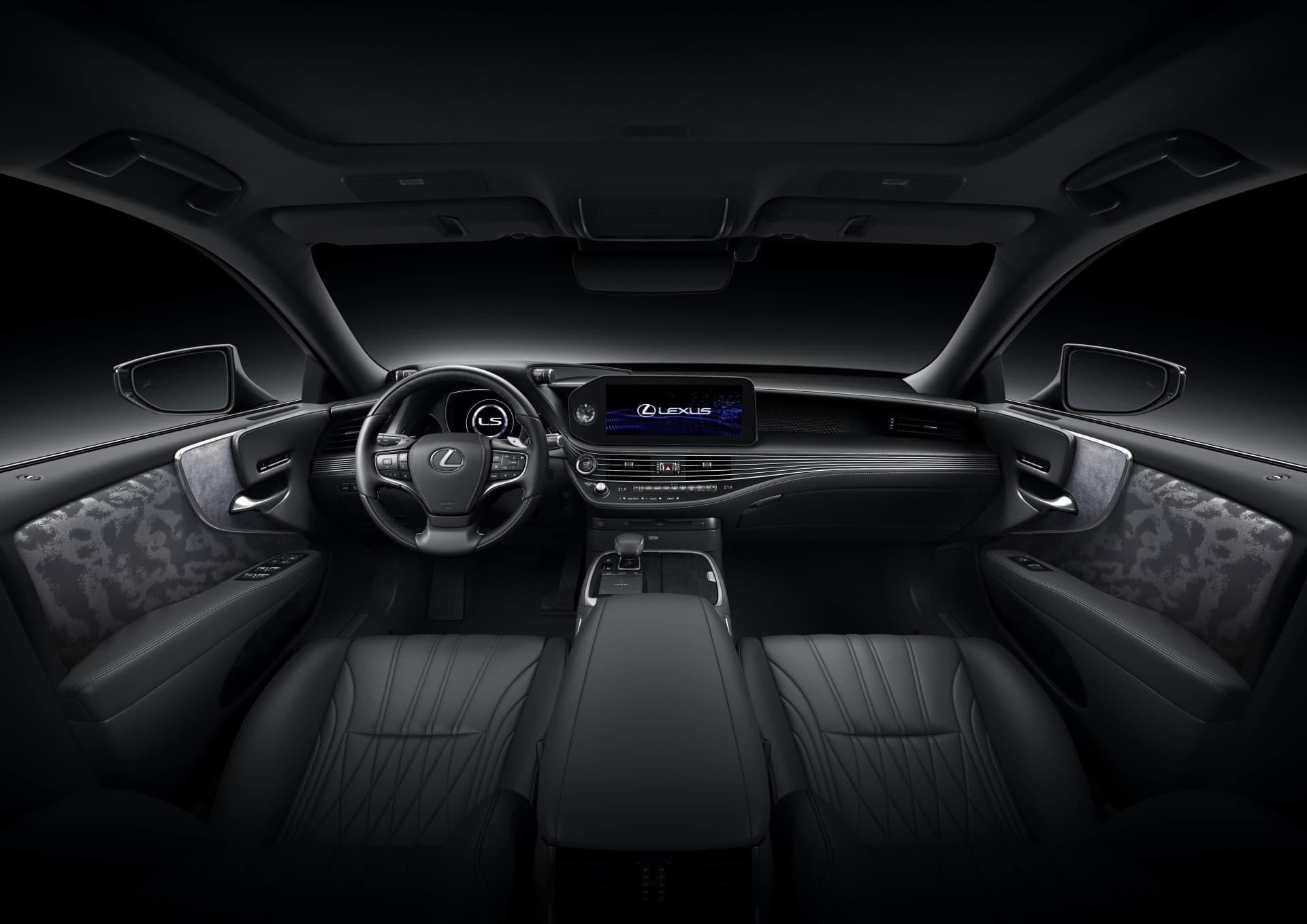 Restyling Lexus Ls 2021 10