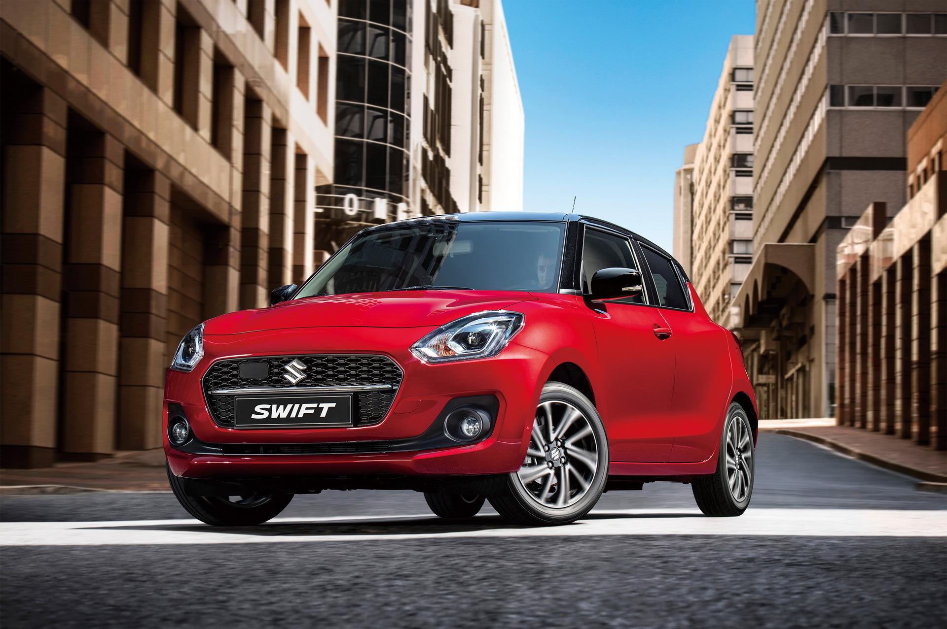 Suzuki Swift 2020 1