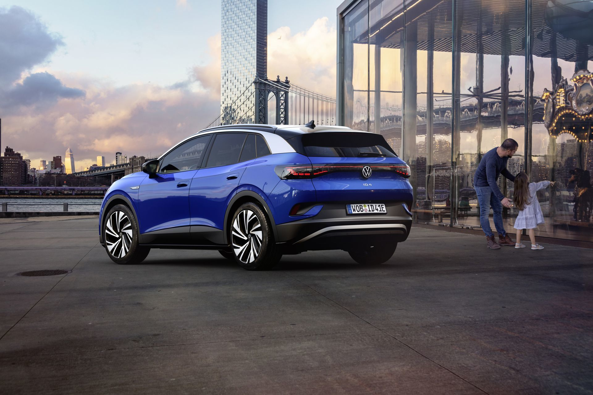 Volkswagen Id4 2021 1