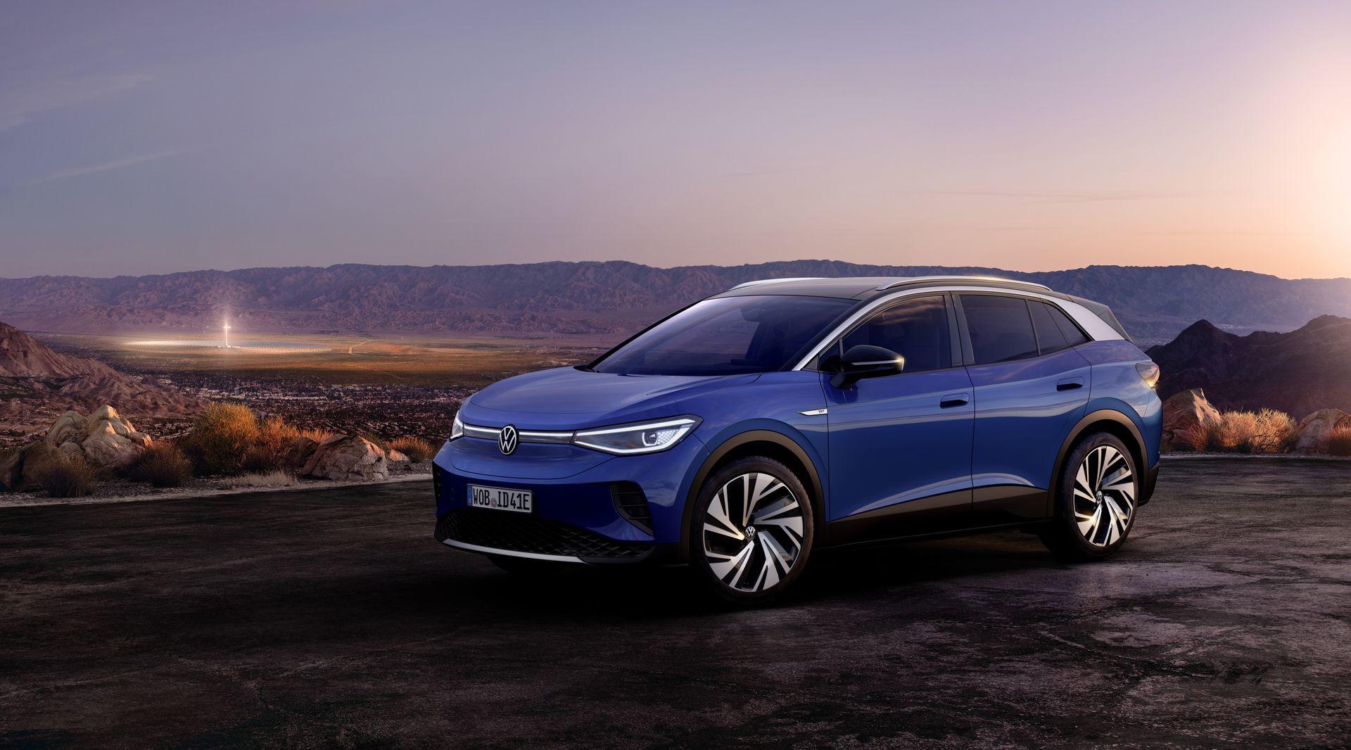 Volkswagen Id4 2021 2