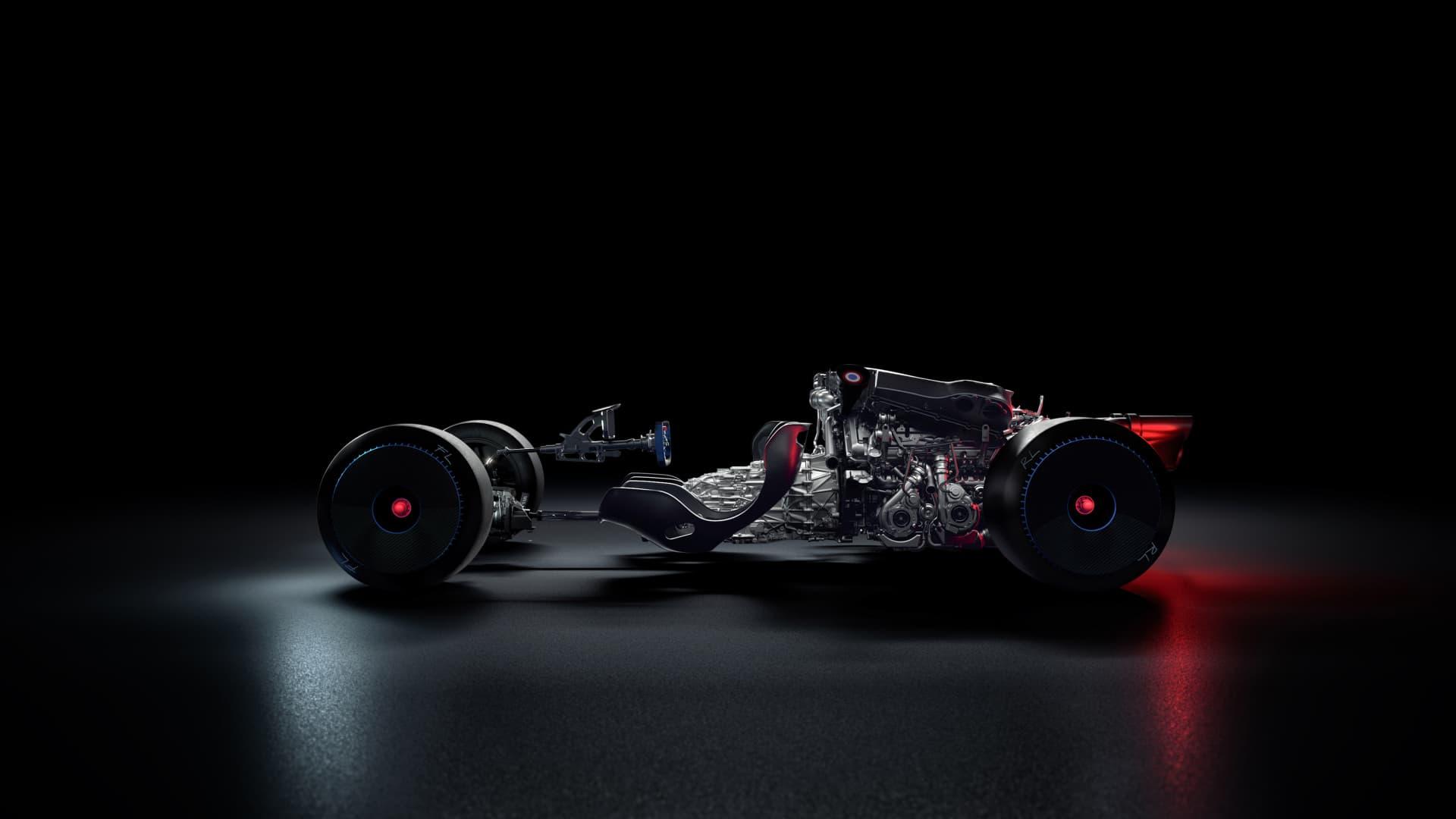 Bugatti Bolide 17