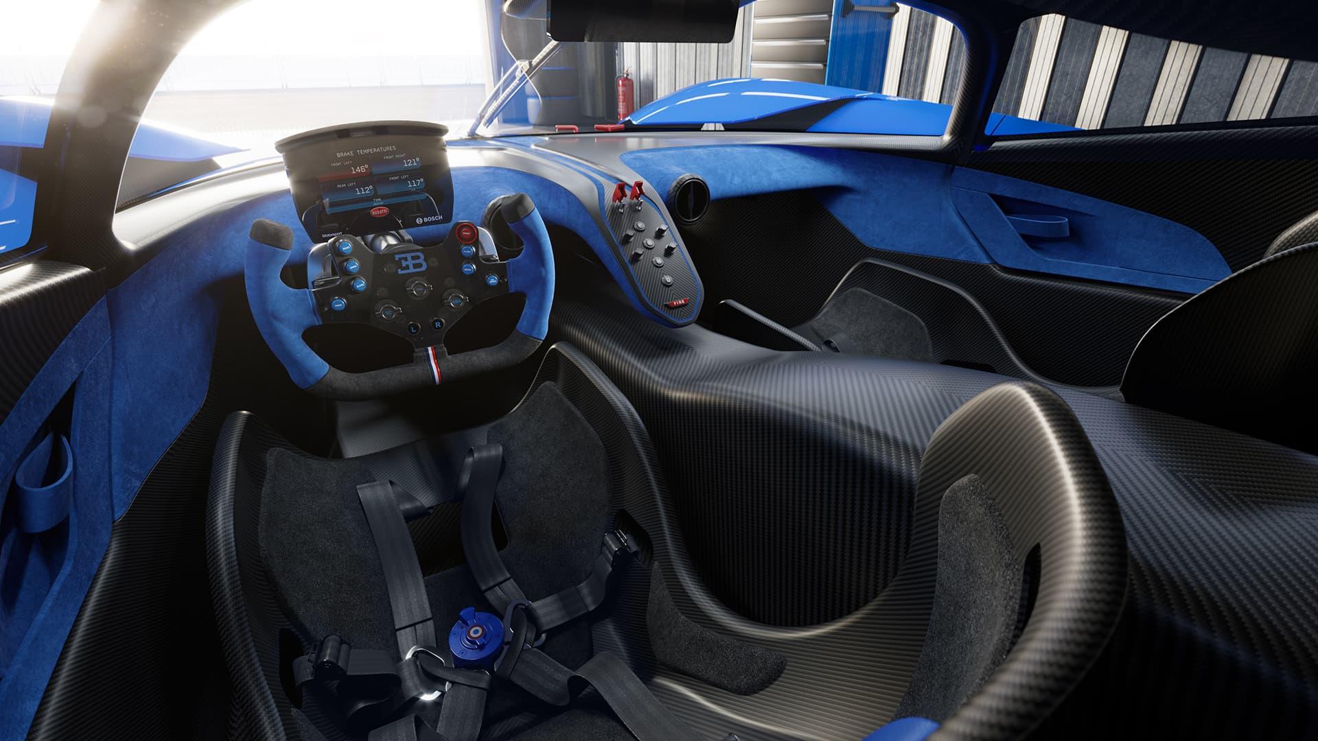 Bugatti Bolide 18