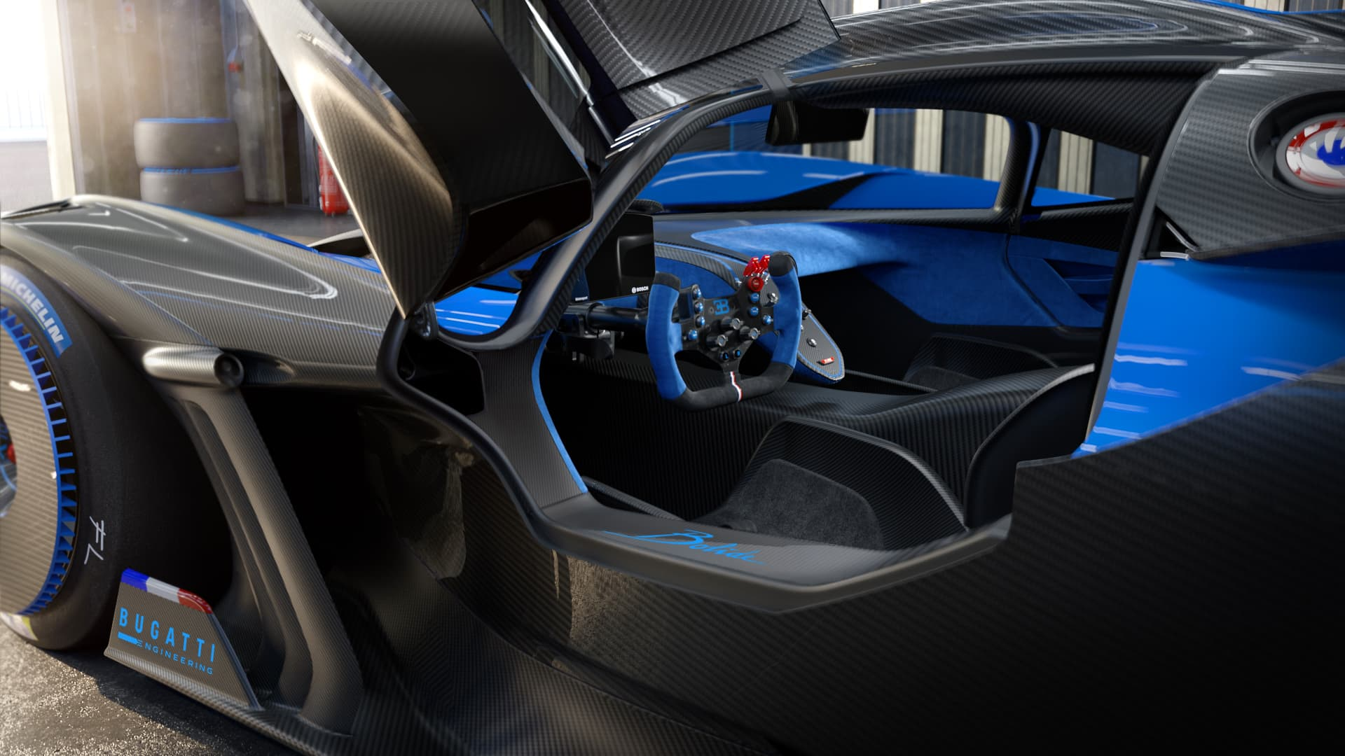 Bugatti Bolide 19