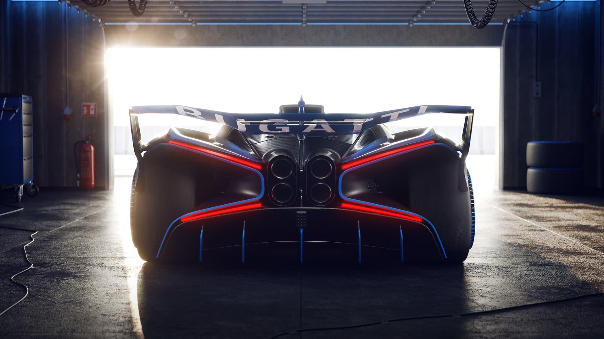 Bugatti Bolide 20