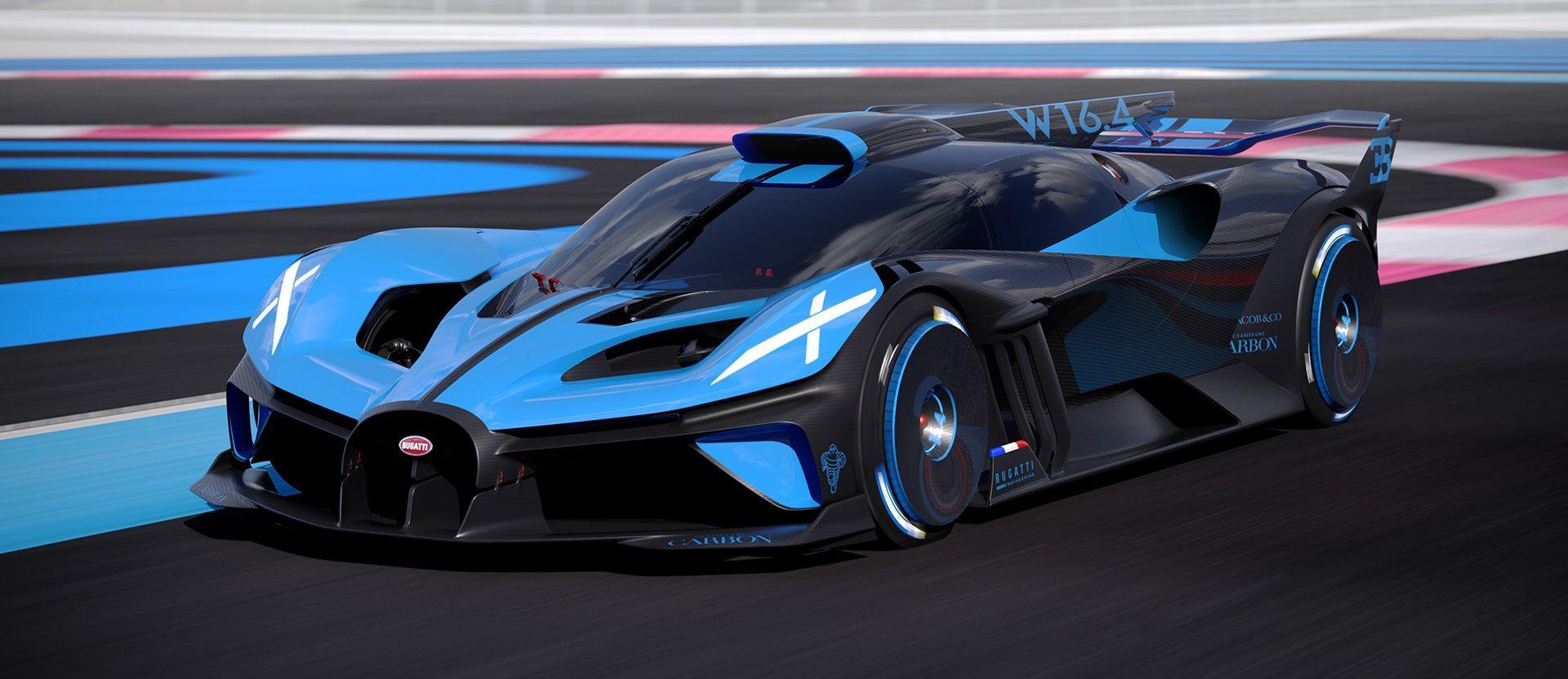 Bugatti Bolide P