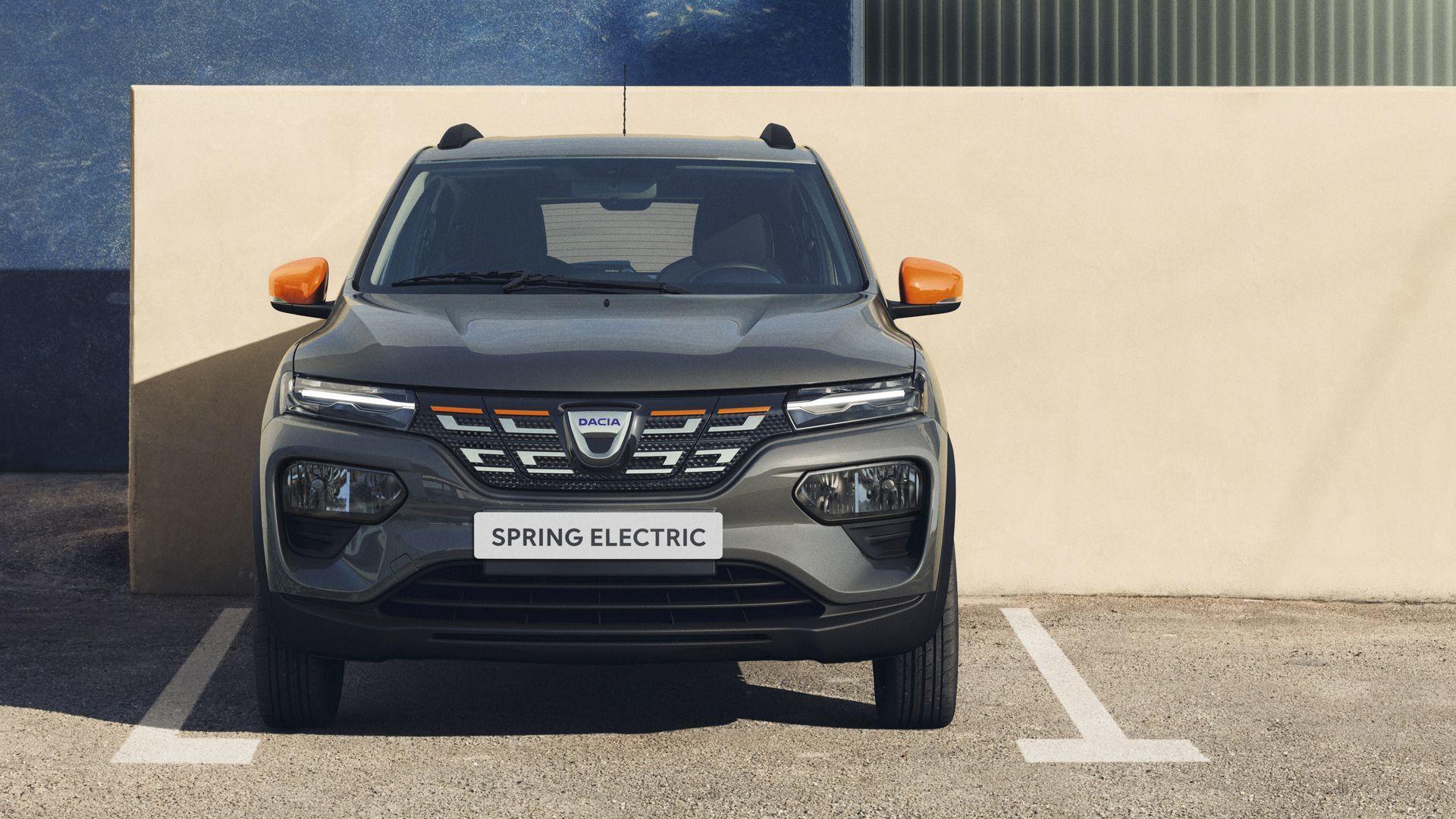 Dacia Spring Electric (bbg)