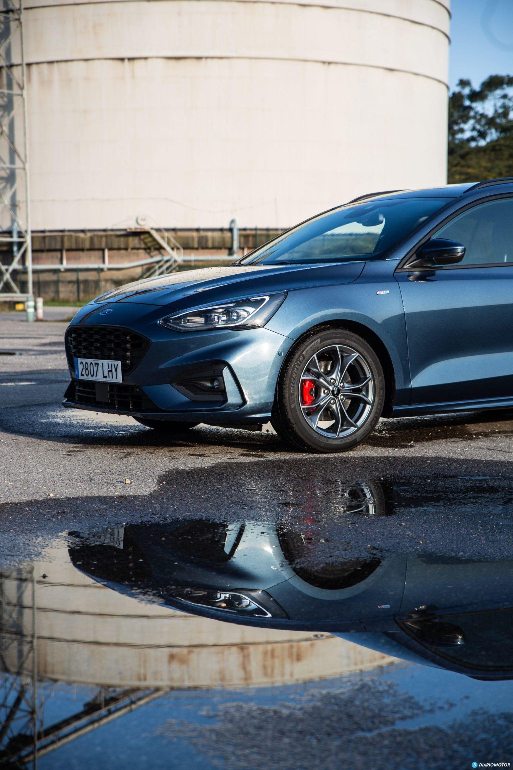Ford Focus Mhev 2020 Prueba 1