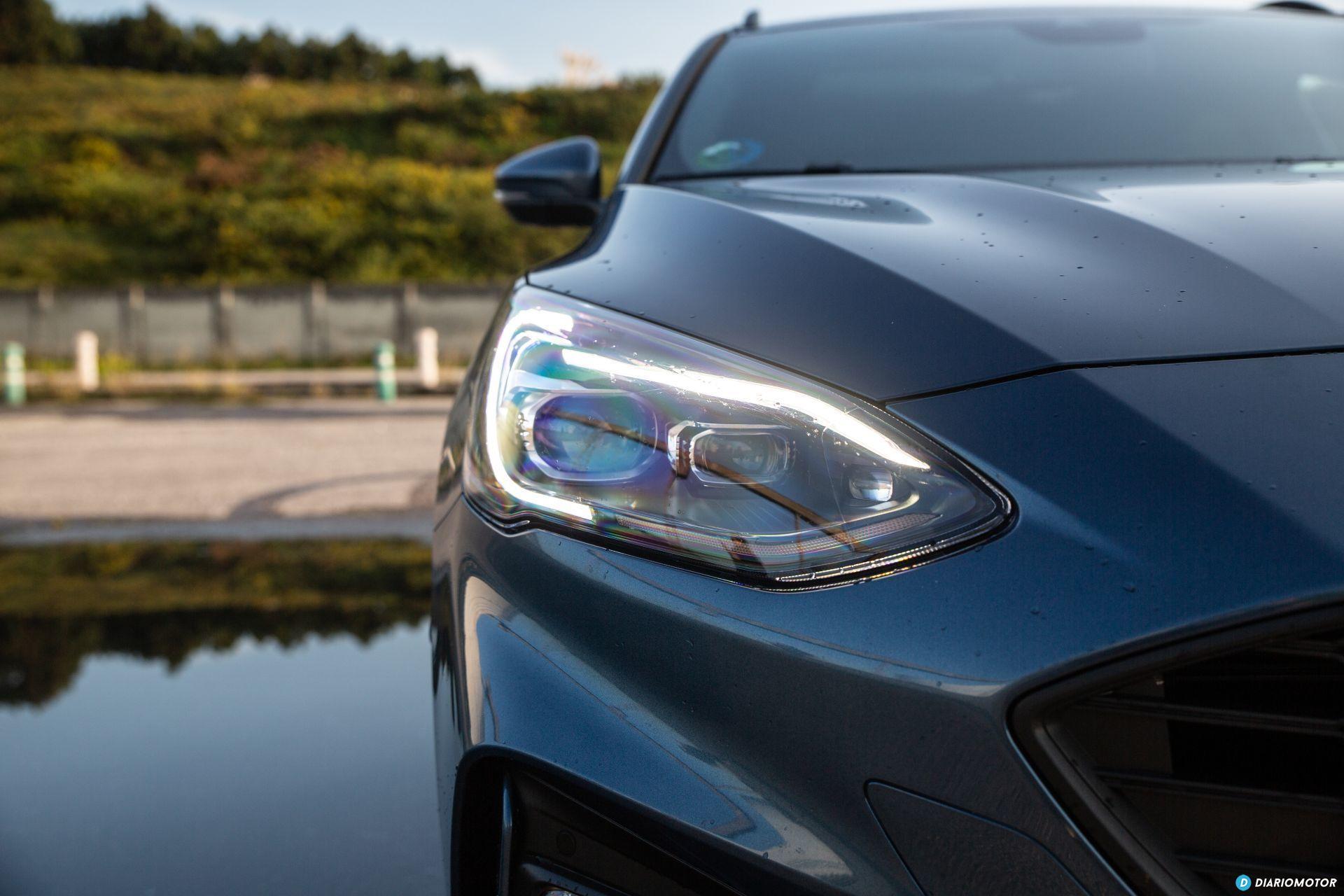 Ford Focus Mhev 2020 Prueba 3