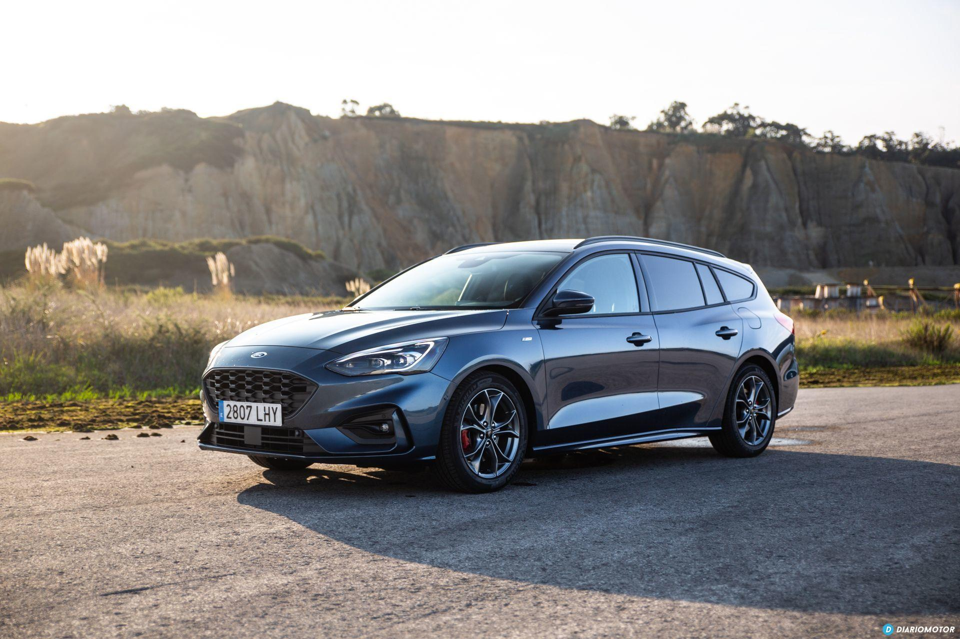 Ford Focus Mhev 2020 Prueba 7