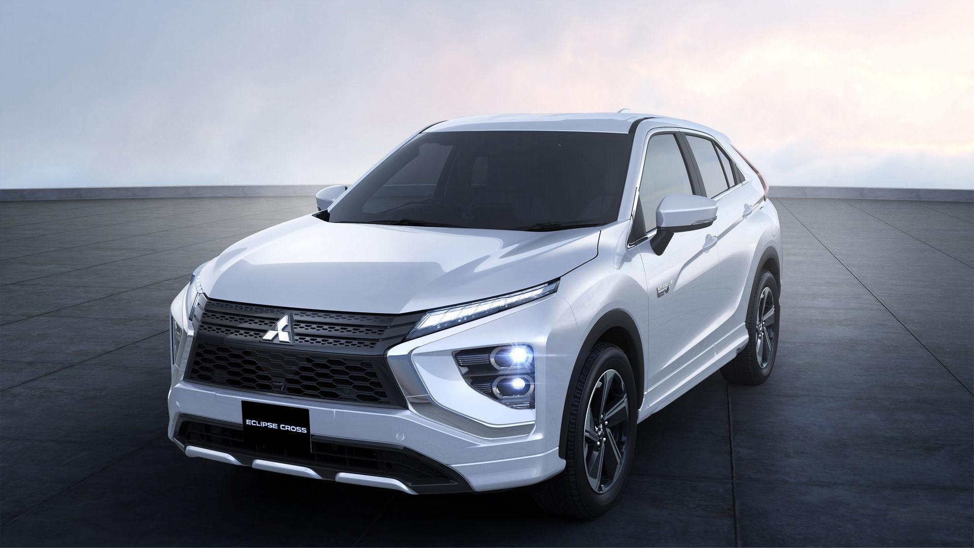 Mitsubishi Eclipse Cross 2021 2