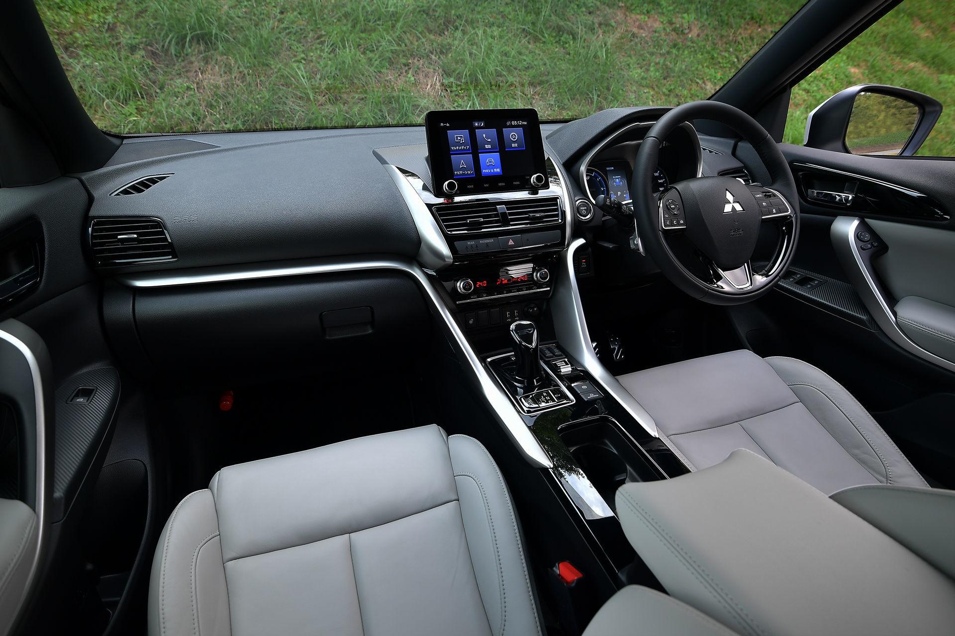 Mitsubishi Eclipse Cross 2021 3