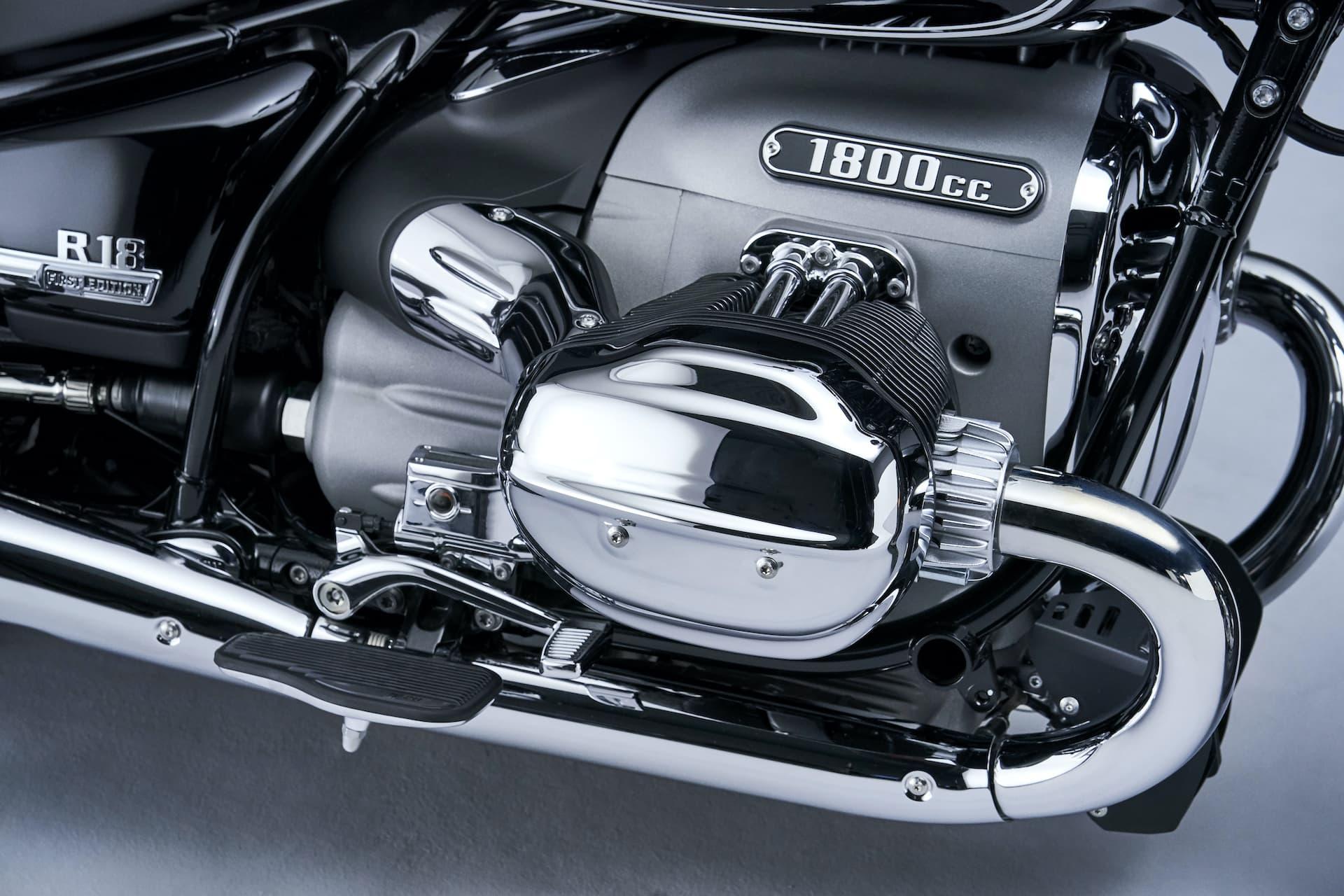 Moto Bmw R18 Classic Boxer