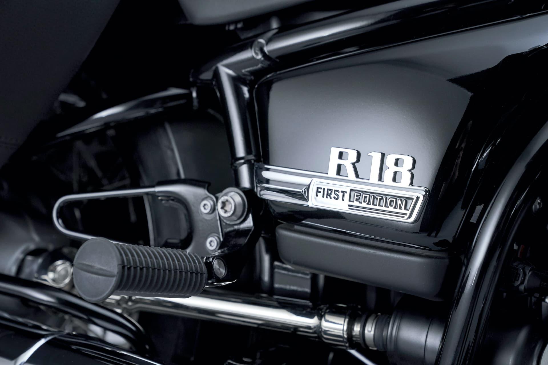 Moto Bmw R18 Classic Detalle