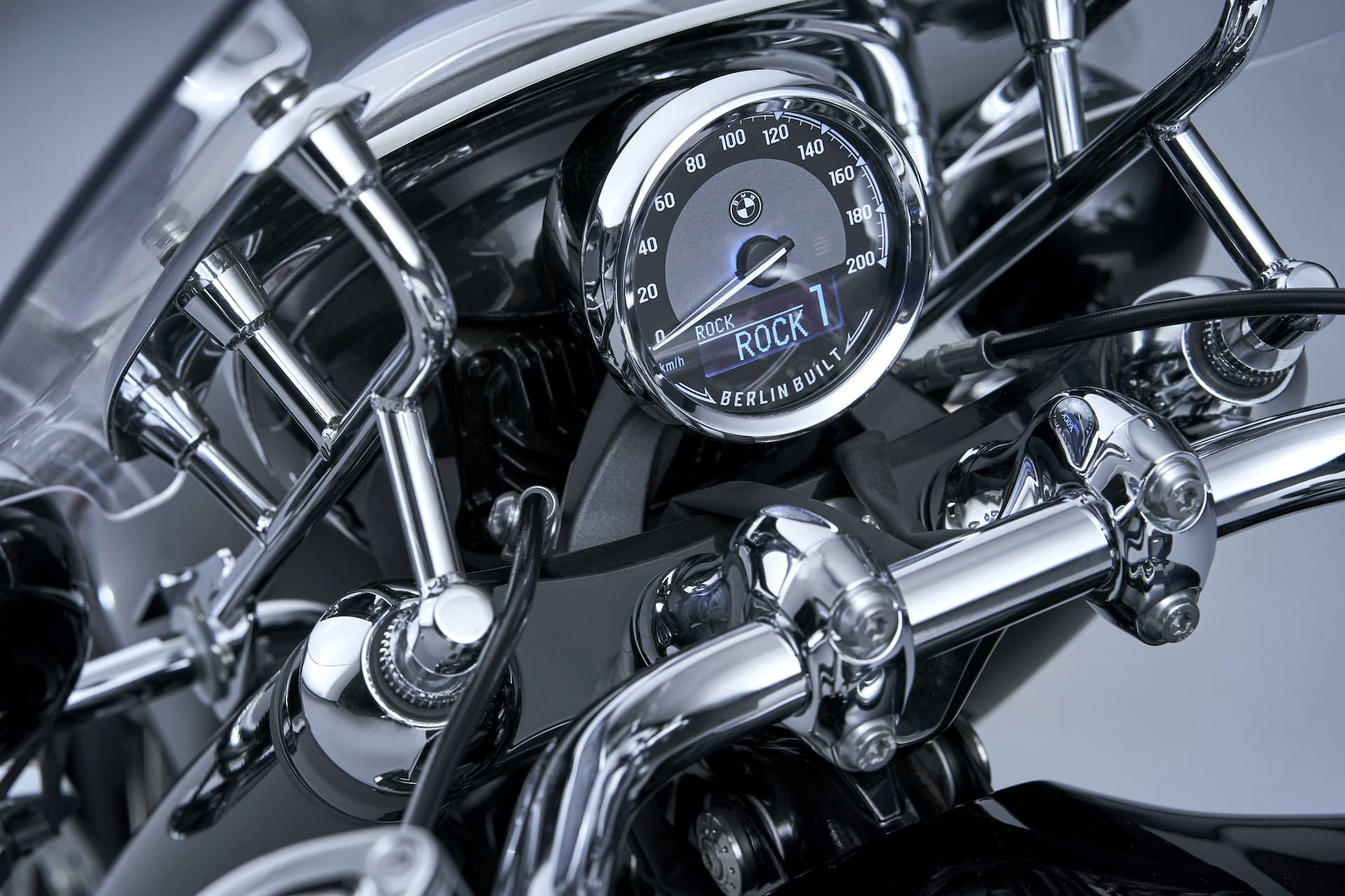 Moto Bmw R18 Classic Esfera