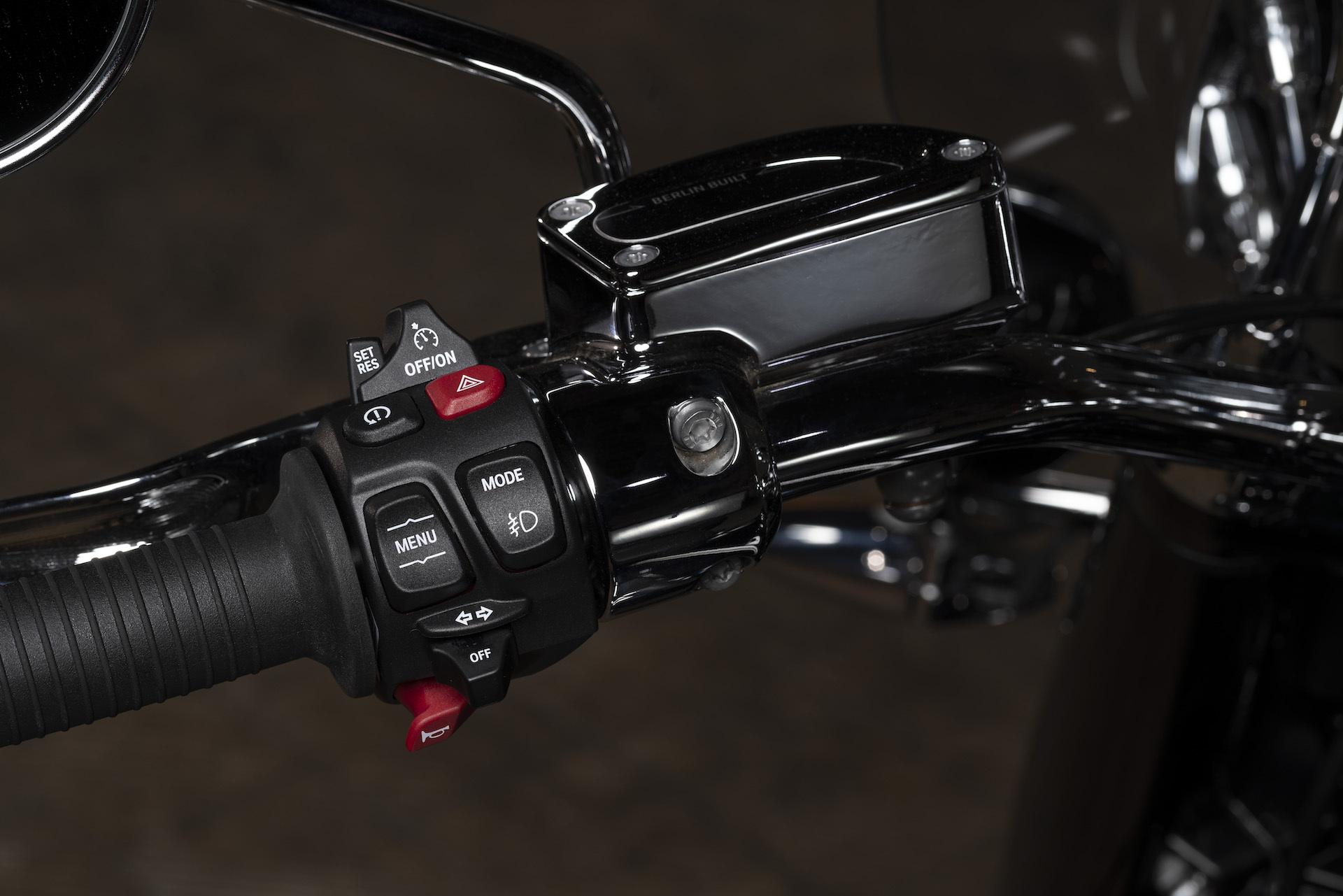 Moto Bmw R18 Classic Pina