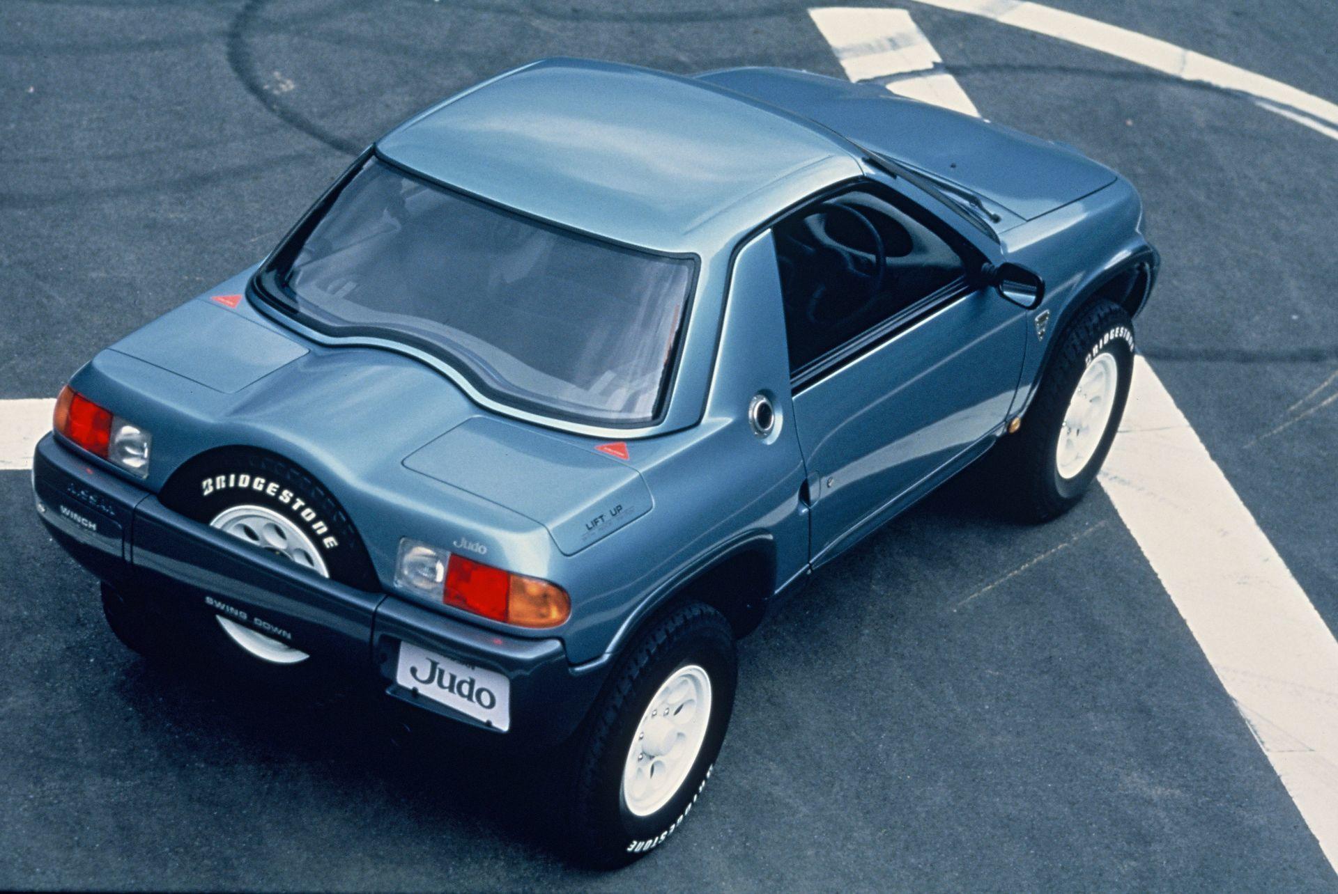 Nissan Judo Concept 13
